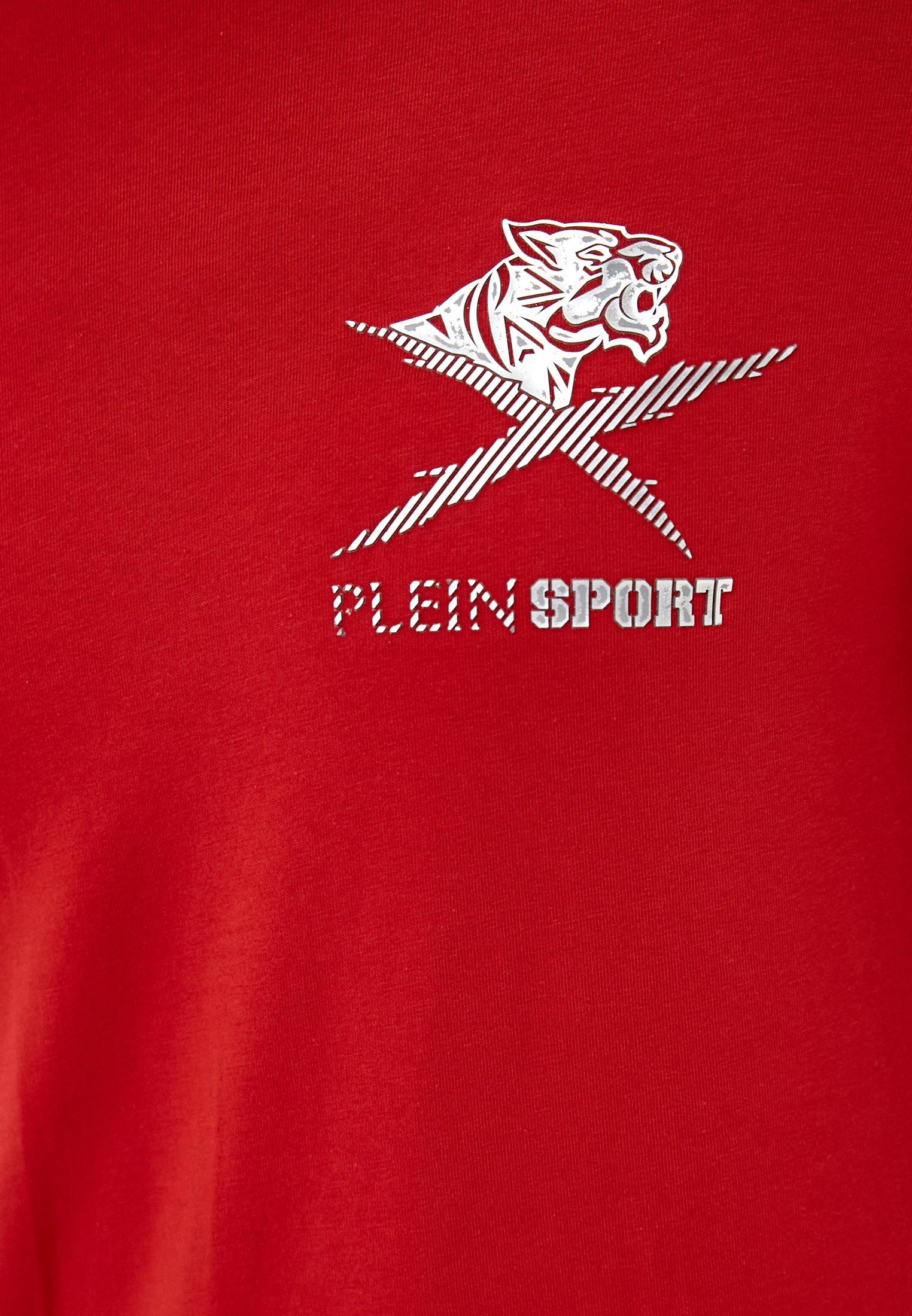 Футболка Plein Sport A18CMTK2731SJY001N: изображение 5
