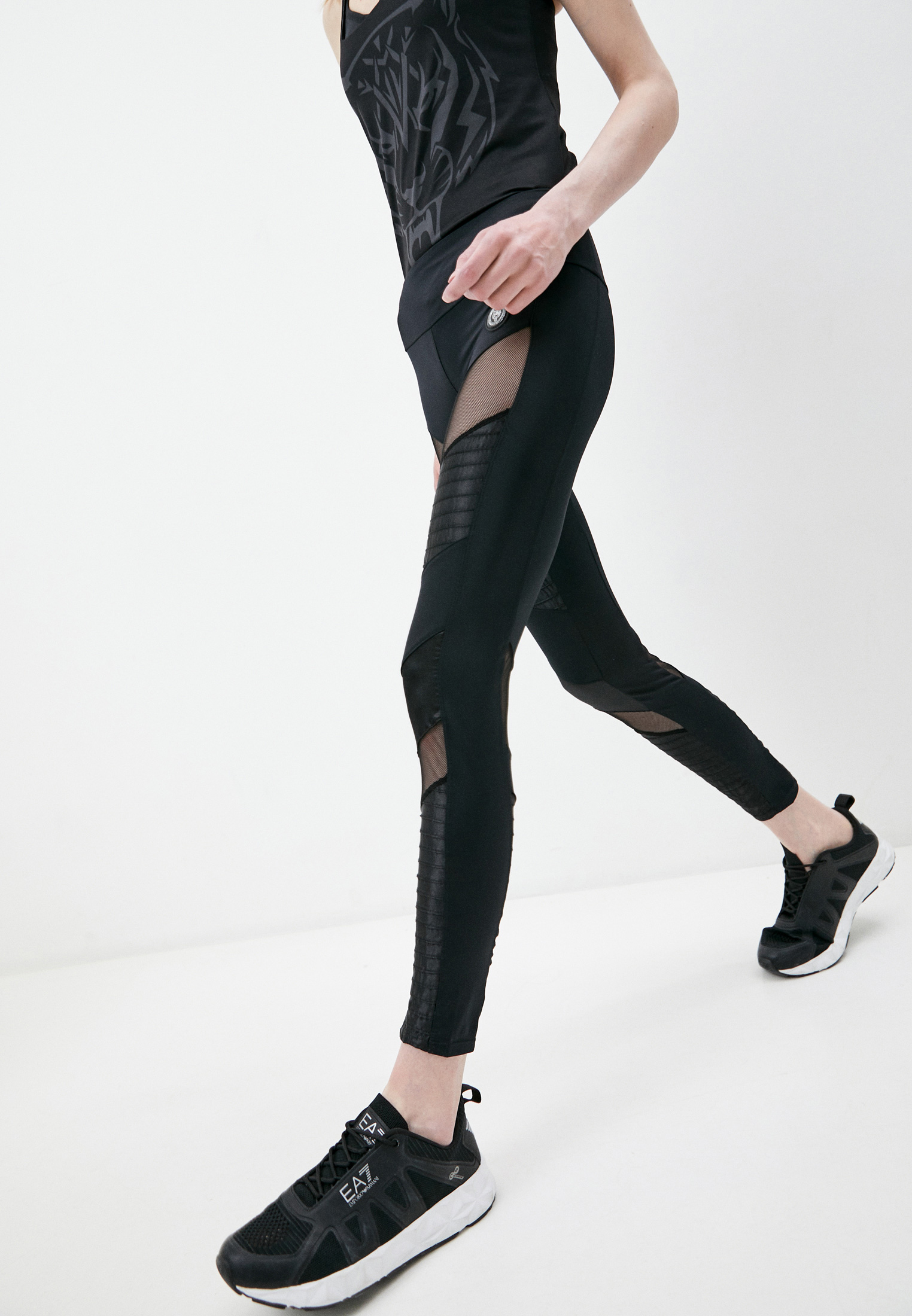 Женские спортивные брюки Plein Sport A18CWJT0391SJY002N