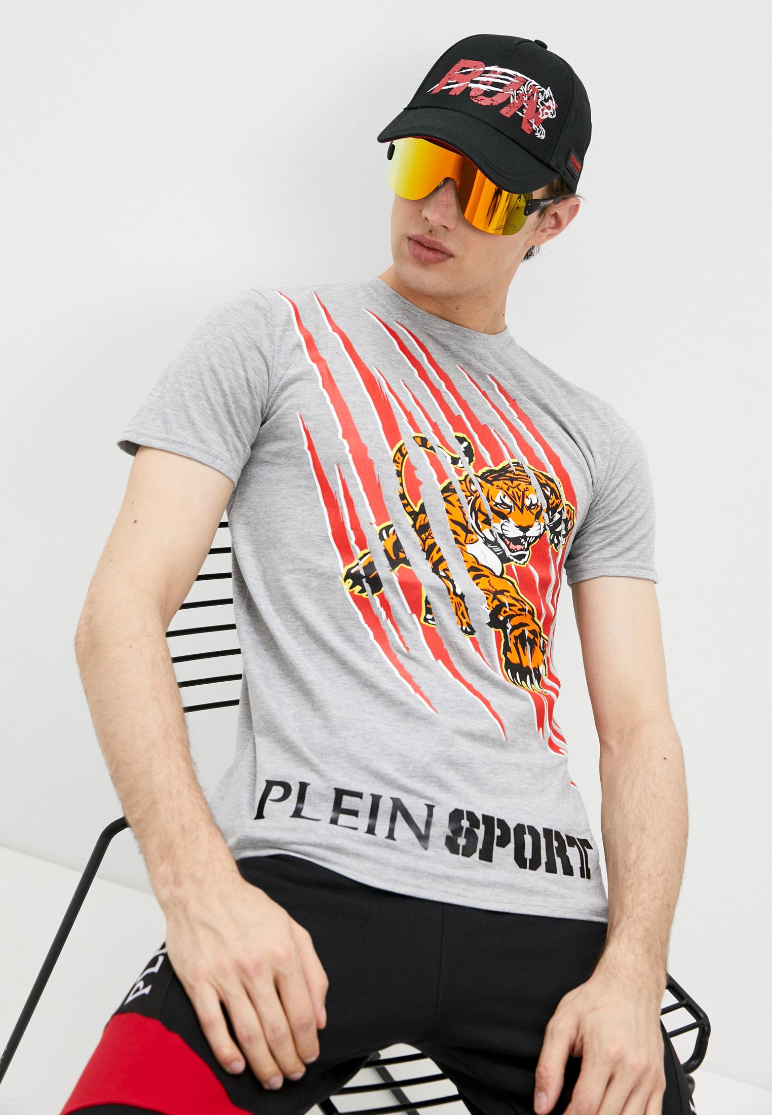 Футболка Plein Sport A19CMTK4005SJY001N