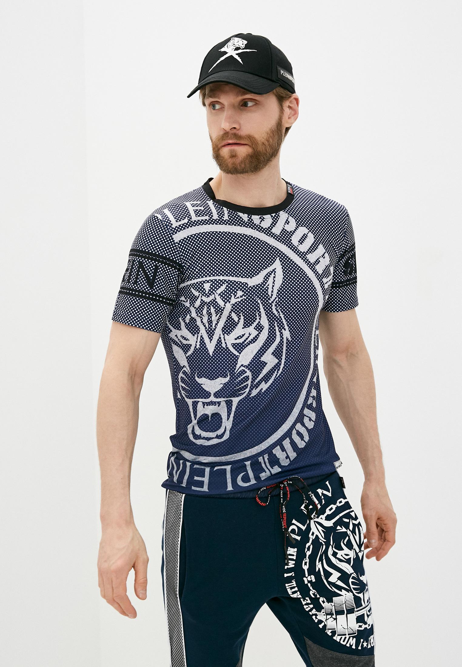 Спортивная футболка Plein Sport F17CMTK0777SJY001N