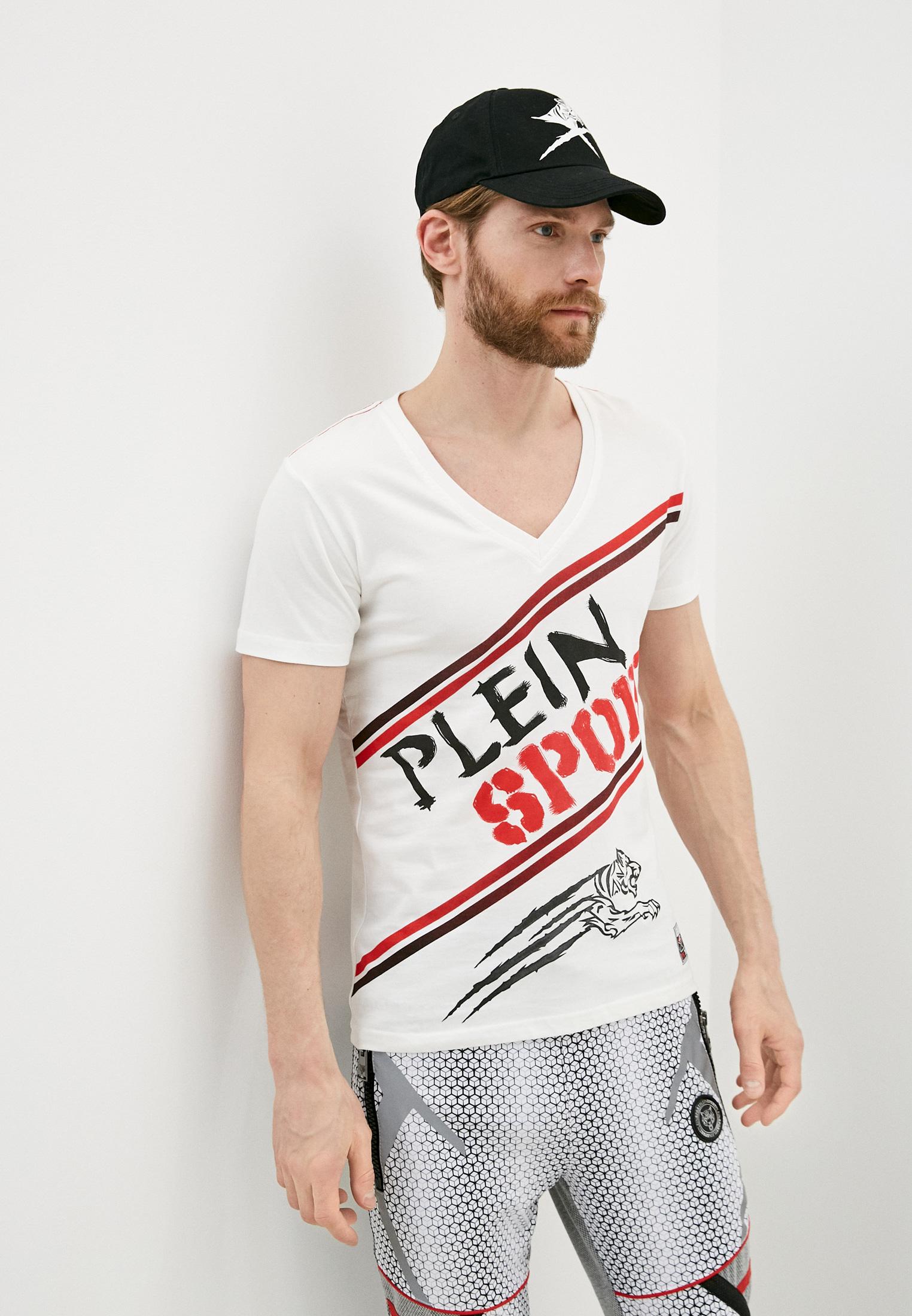 Футболка Plein Sport F17CMTK0789SJY001N