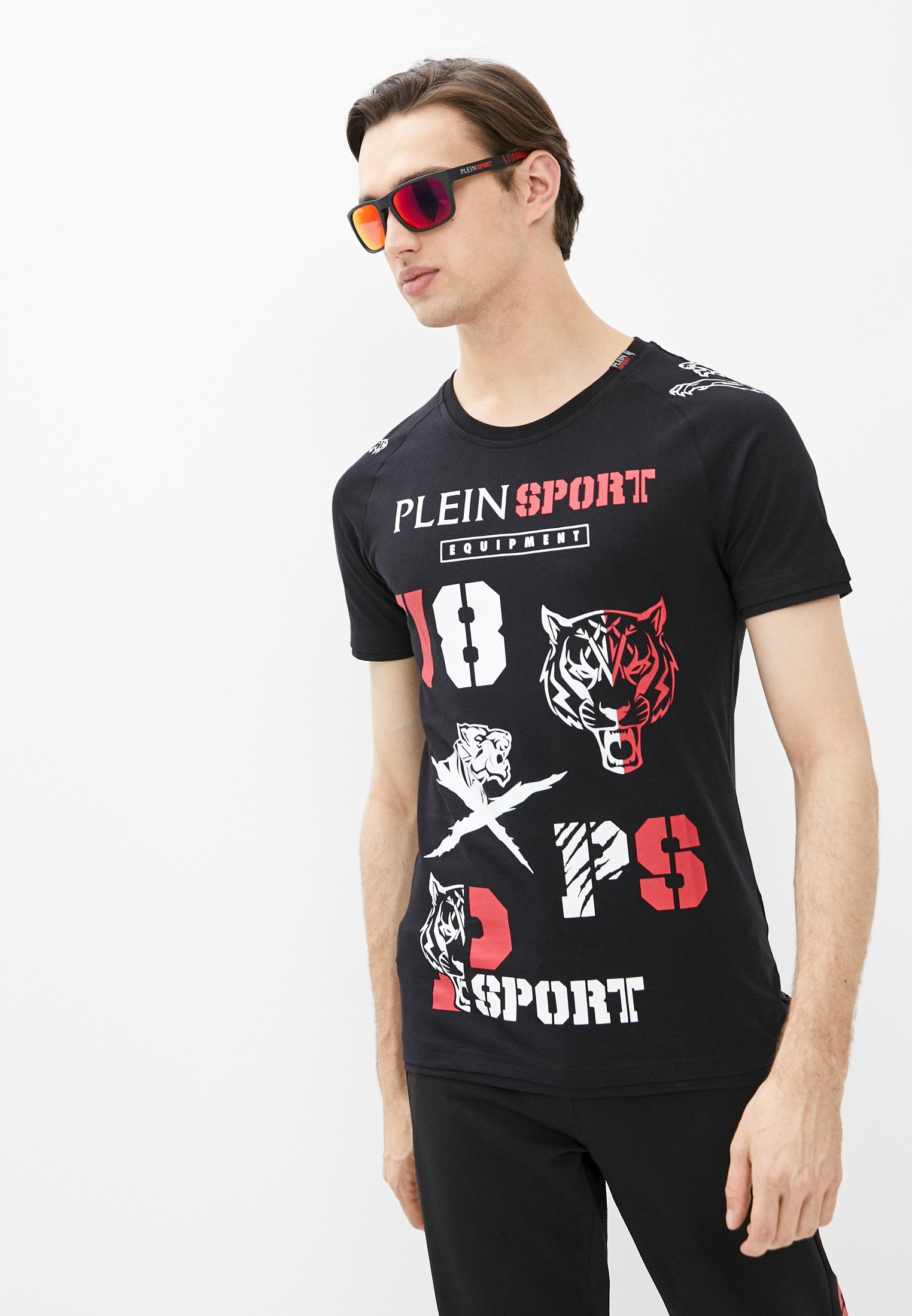 Футболка Plein Sport F17CMTK0793SJO001N