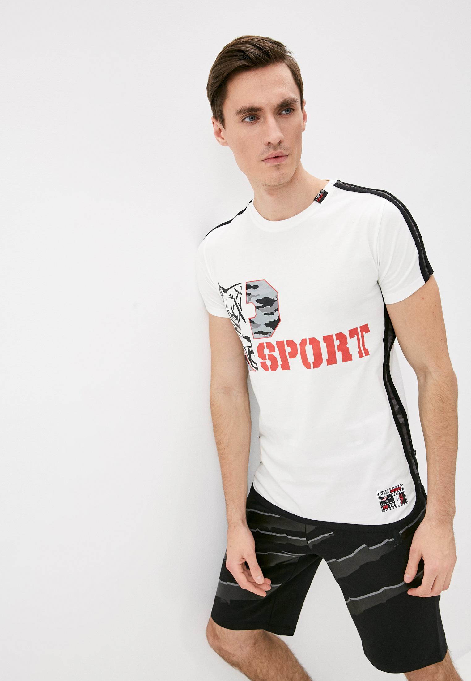 Футболка Plein Sport F17CMTK0857SJY001N