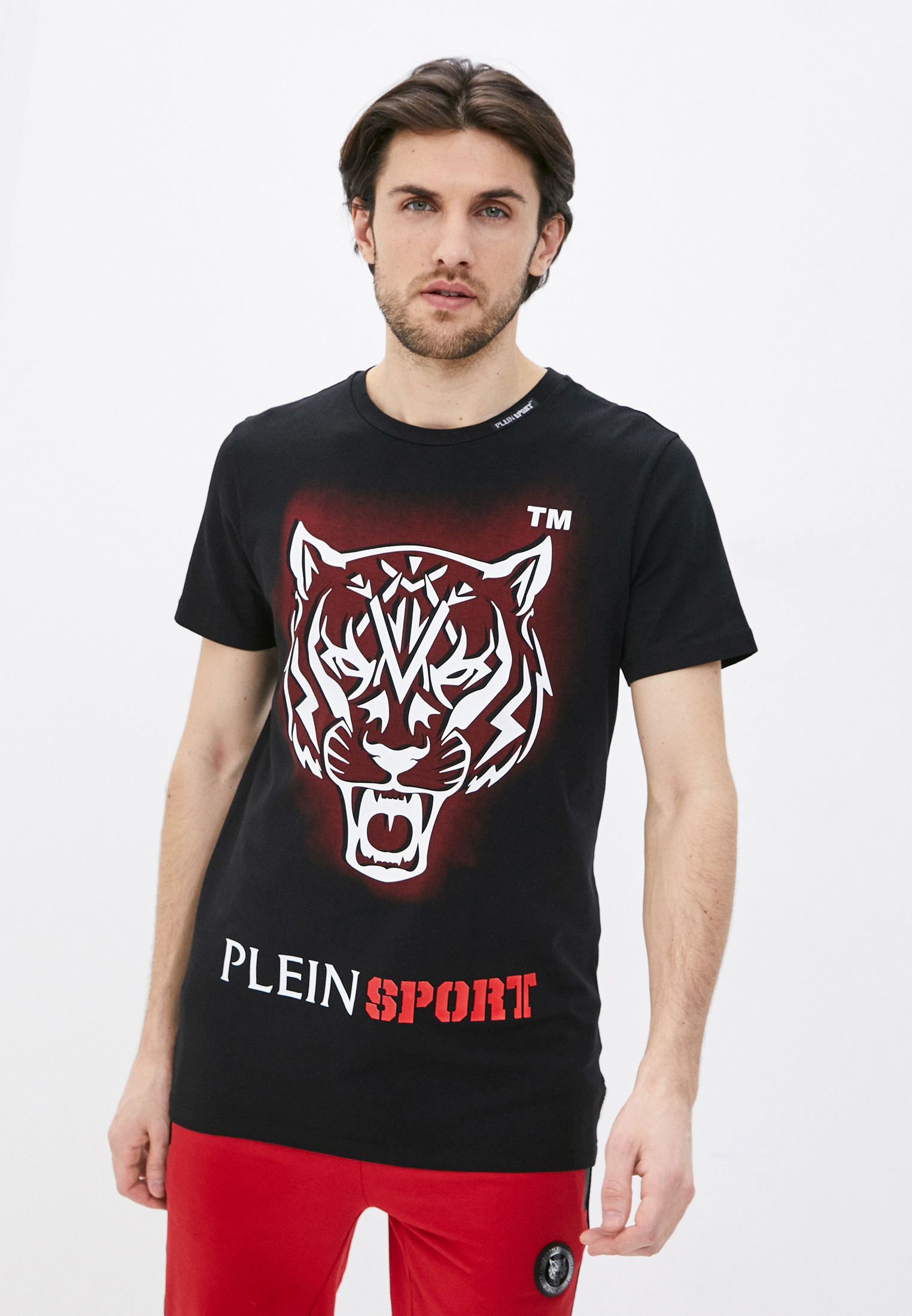 Футболка Plein Sport F19CMTK3707SJY001N