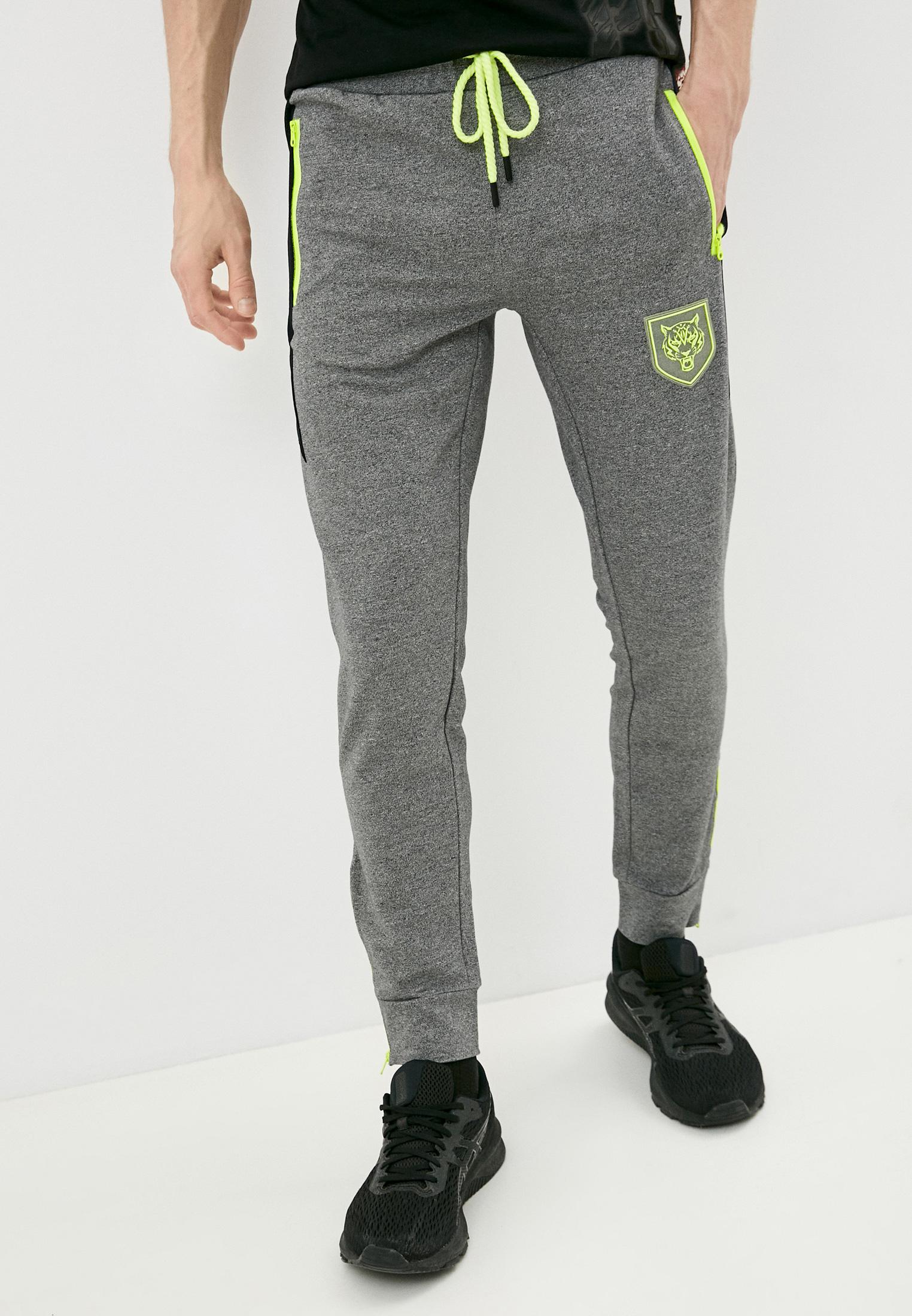 Мужские спортивные брюки Plein Sport S18CMJT0460SJO001N