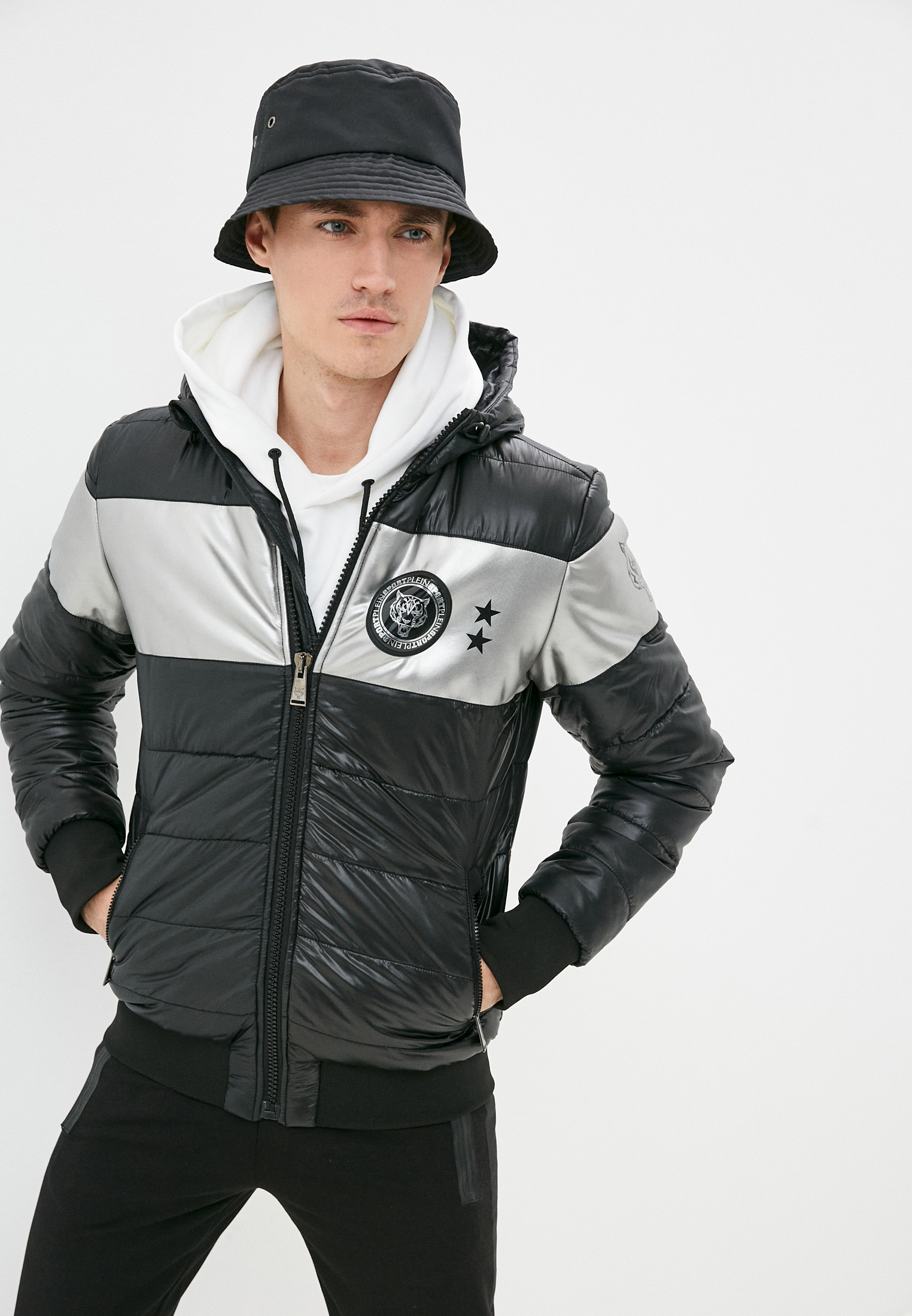Куртка Plein Sport S18CMRB0453SNY001N