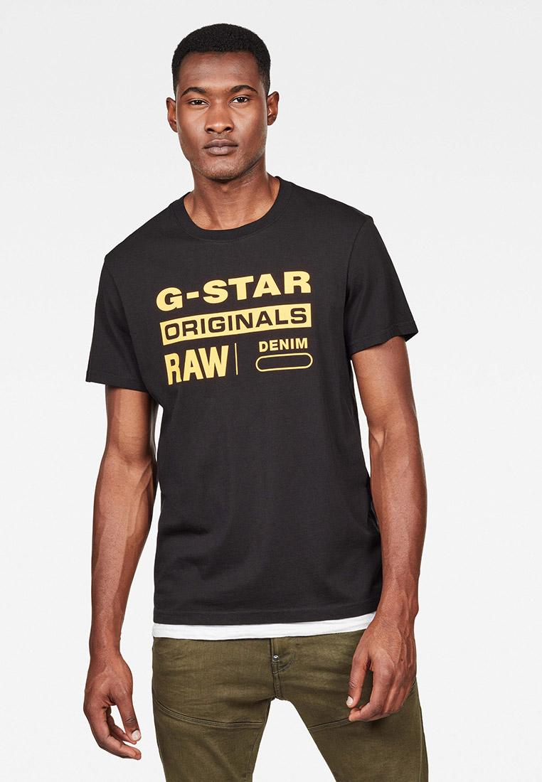Футболка с коротким рукавом G-Star Футболка G-Star