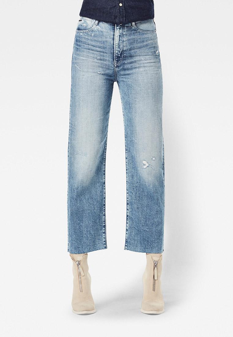 Широкие и расклешенные джинсы G-Star D17177-B767