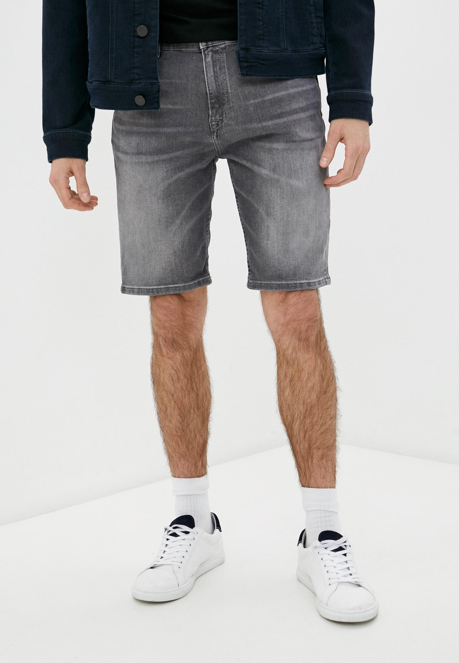 Мужские джинсовые шорты Marc O'Polo DENIM 163910813002