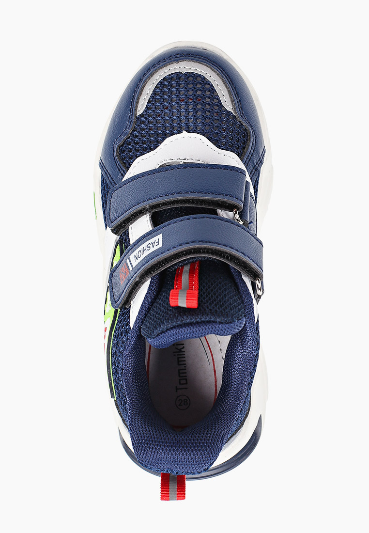 Кроссовки для мальчиков TOM MIKI B-7986-W: изображение 4
