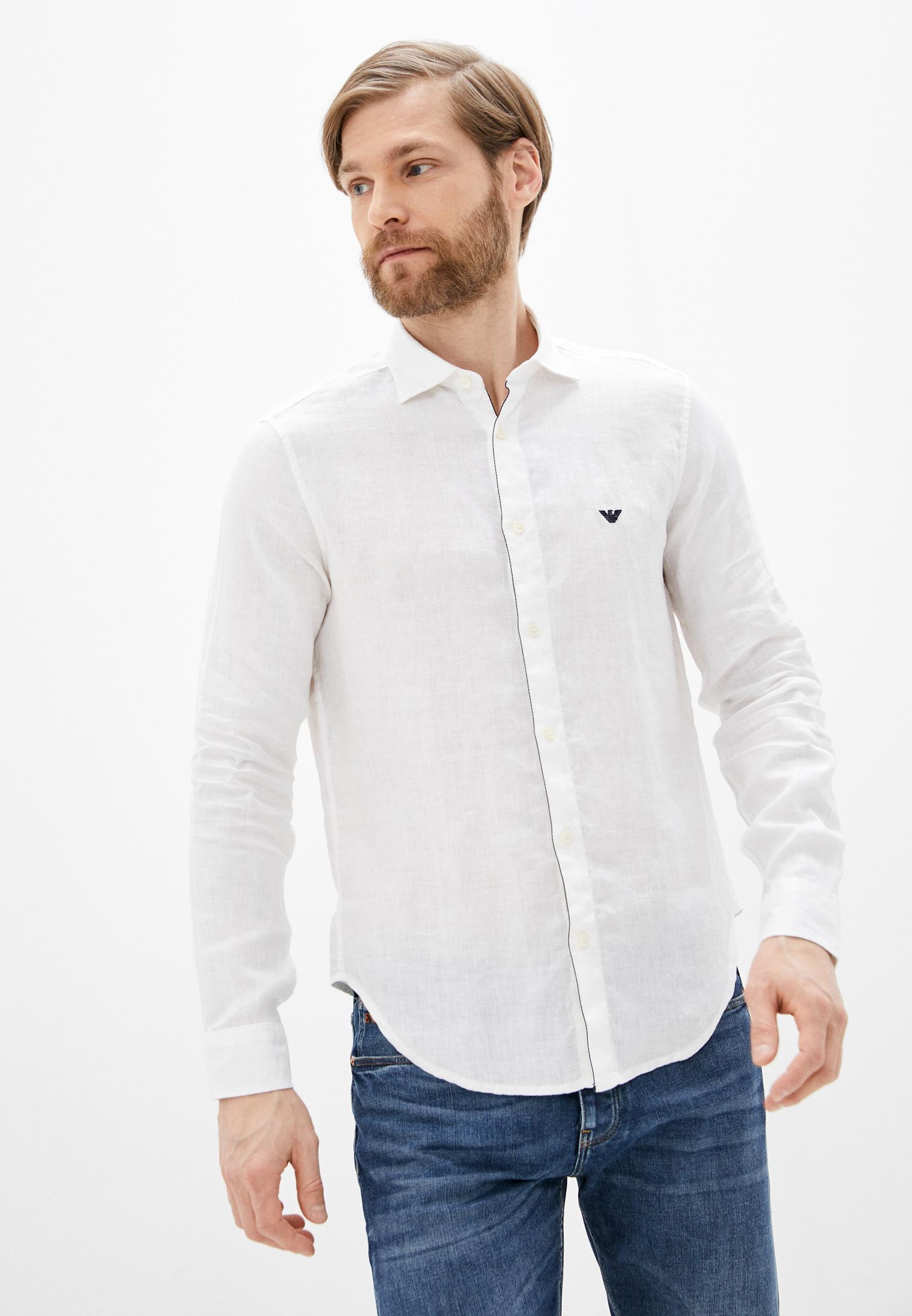 Рубашка с длинным рукавом Emporio Armani (Эмпорио Армани) 3K1CP51NJIZ