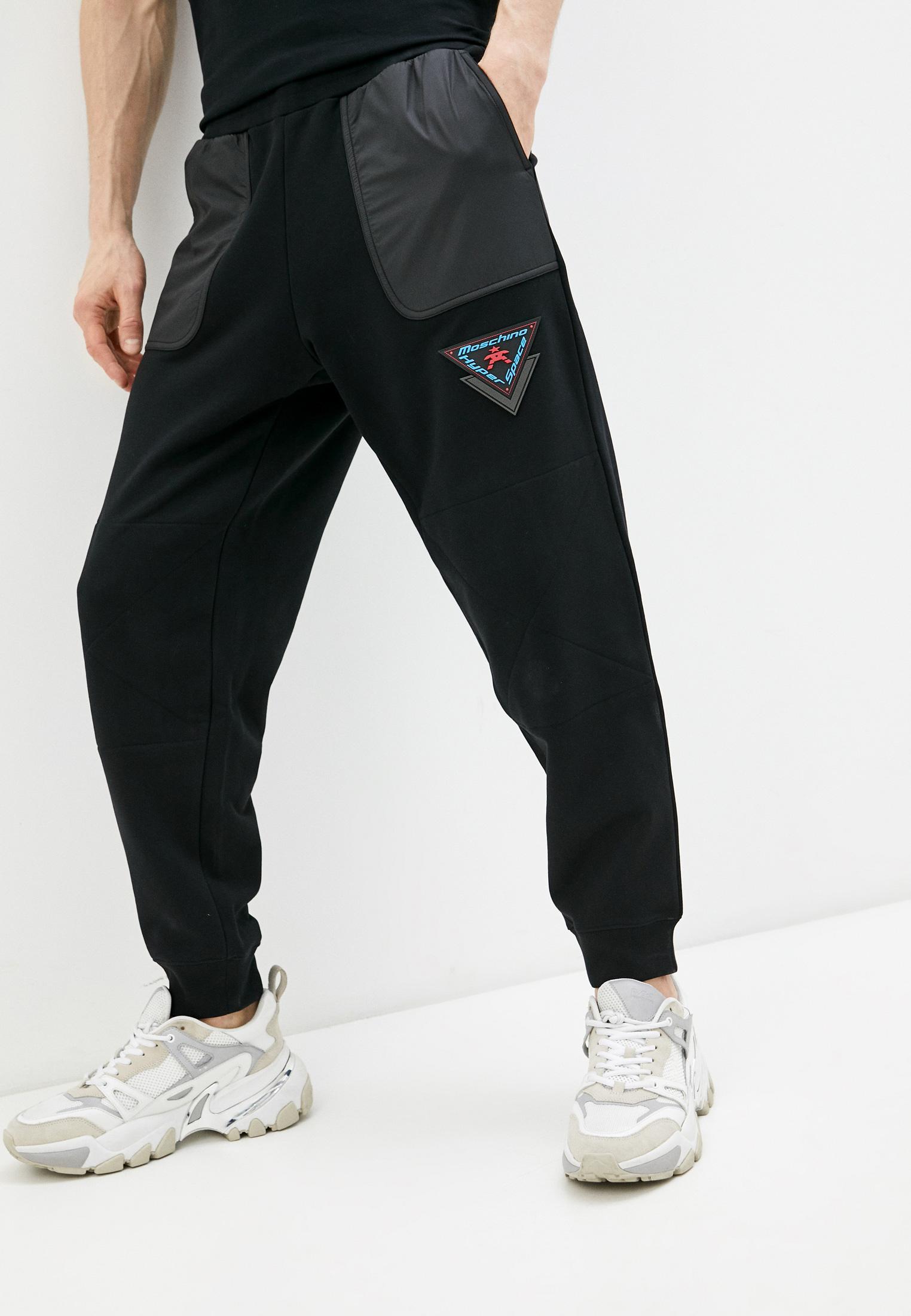 Мужские спортивные брюки Moschino Couture Брюки спортивные Moschino Couture