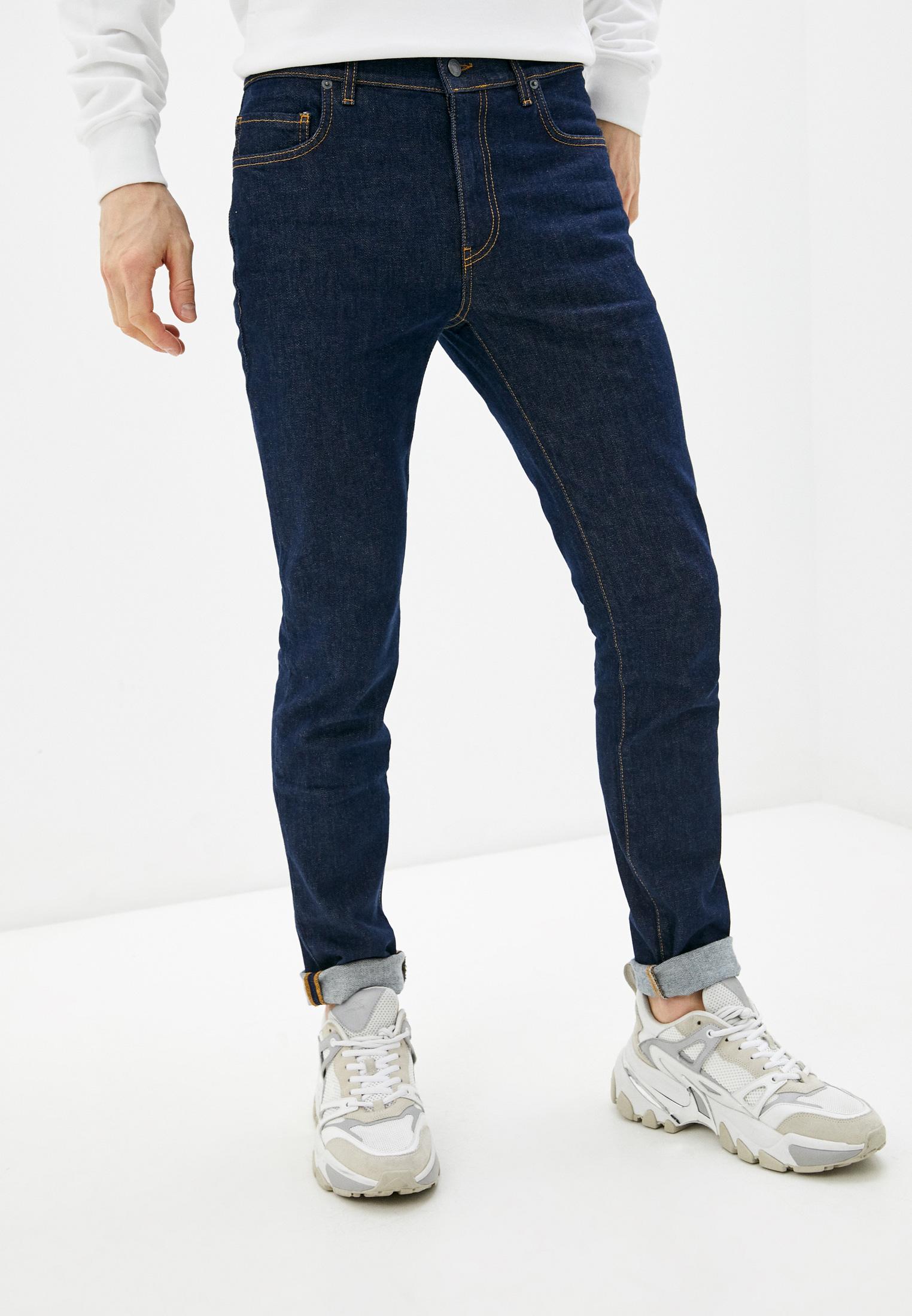 Зауженные джинсы Moschino Couture Джинсы Moschino Couture