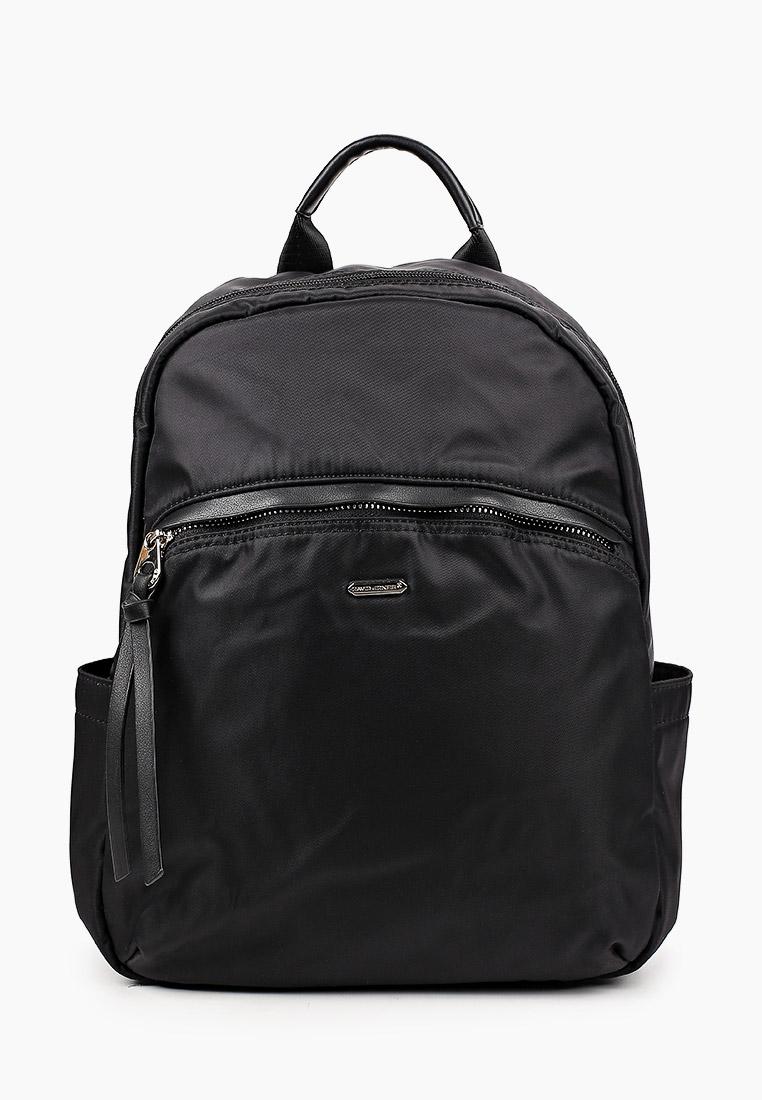 Городской рюкзак David Jones (Дэвид Джонс) 6500-3_черный