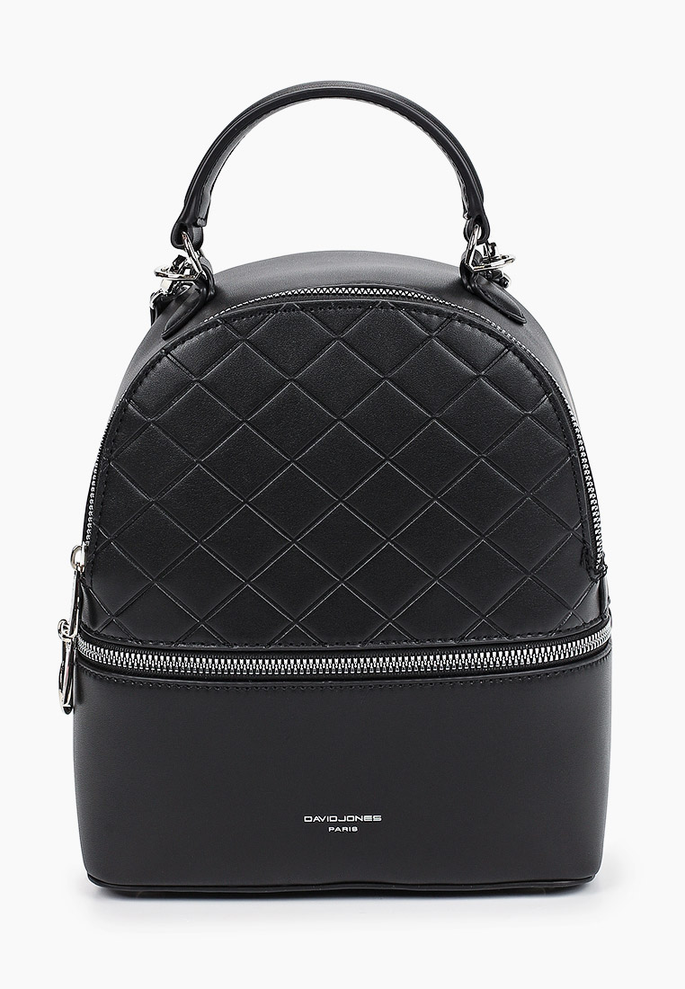 Городской рюкзак David Jones (Дэвид Джонс) 6516-2_черный: изображение 1