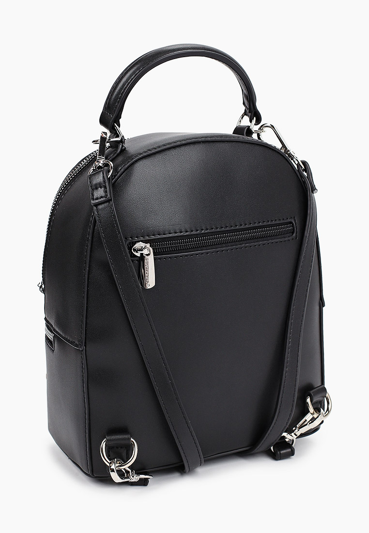 Городской рюкзак David Jones (Дэвид Джонс) 6516-2_черный: изображение 2