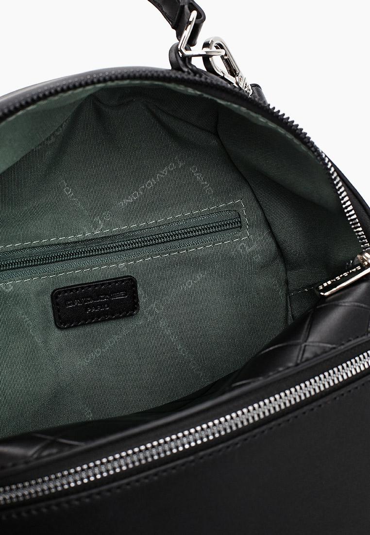 Городской рюкзак David Jones (Дэвид Джонс) 6516-2_черный: изображение 3