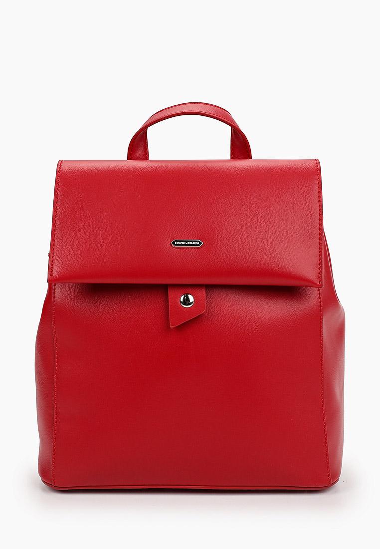 Городской рюкзак David Jones (Дэвид Джонс) CM6060_красный