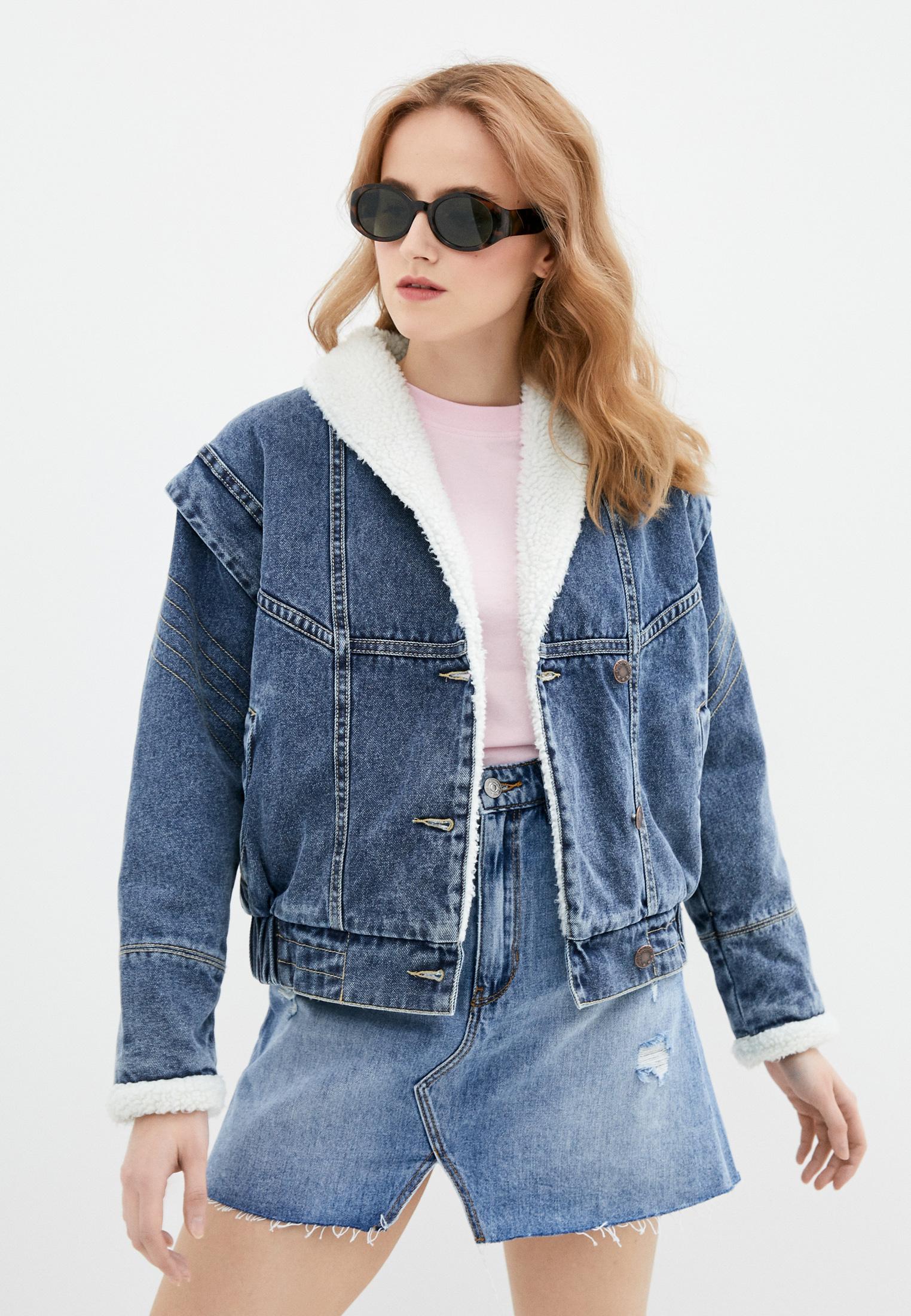 Джинсовая куртка Pimkie 323463