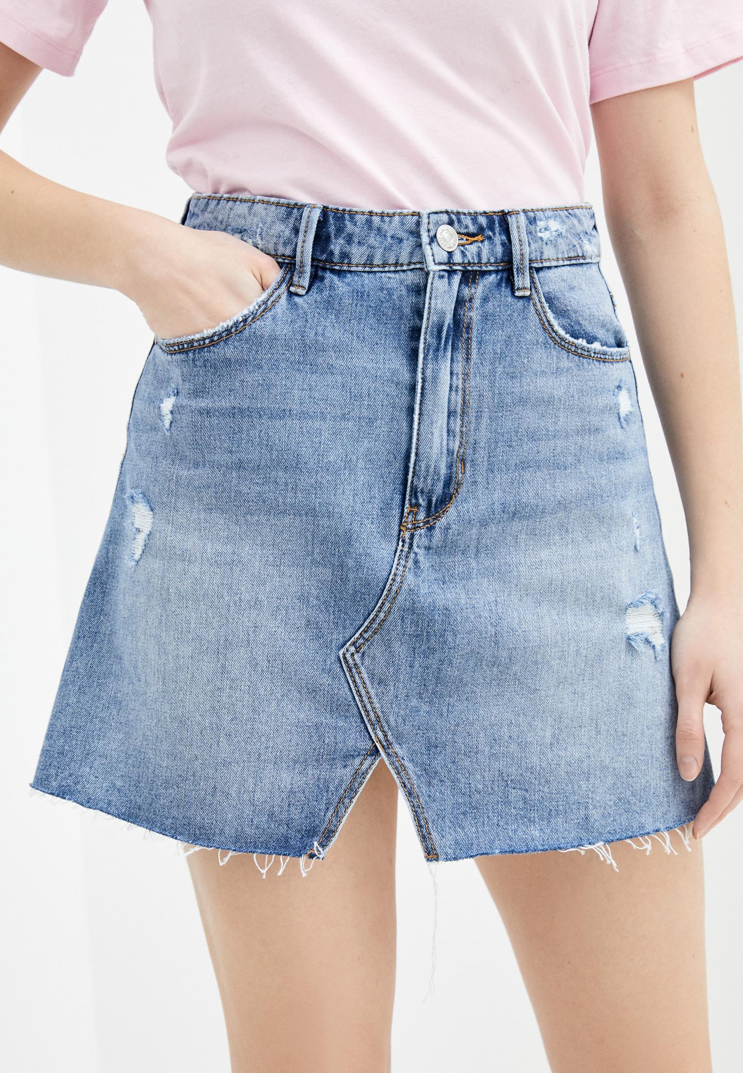 Джинсовая юбка Pimkie 690762