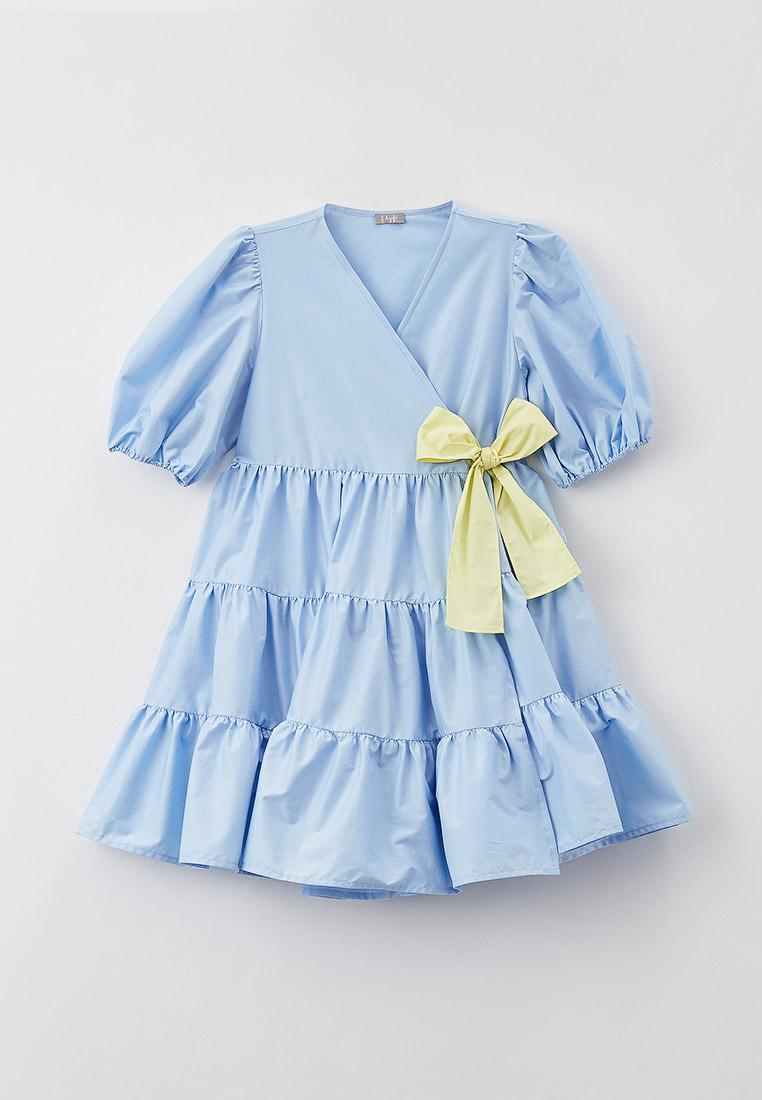 Повседневное платье Il Gufo P21VM619C0046