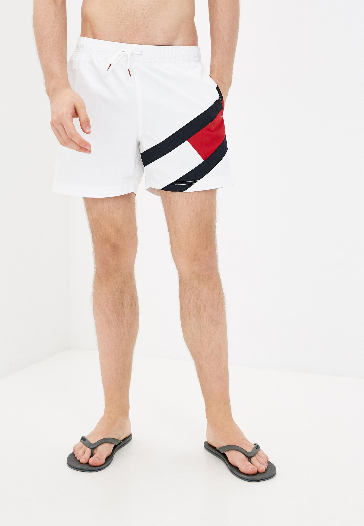 Мужские шорты для плавания Tommy Hilfiger (Томми Хилфигер) UM0UM02048