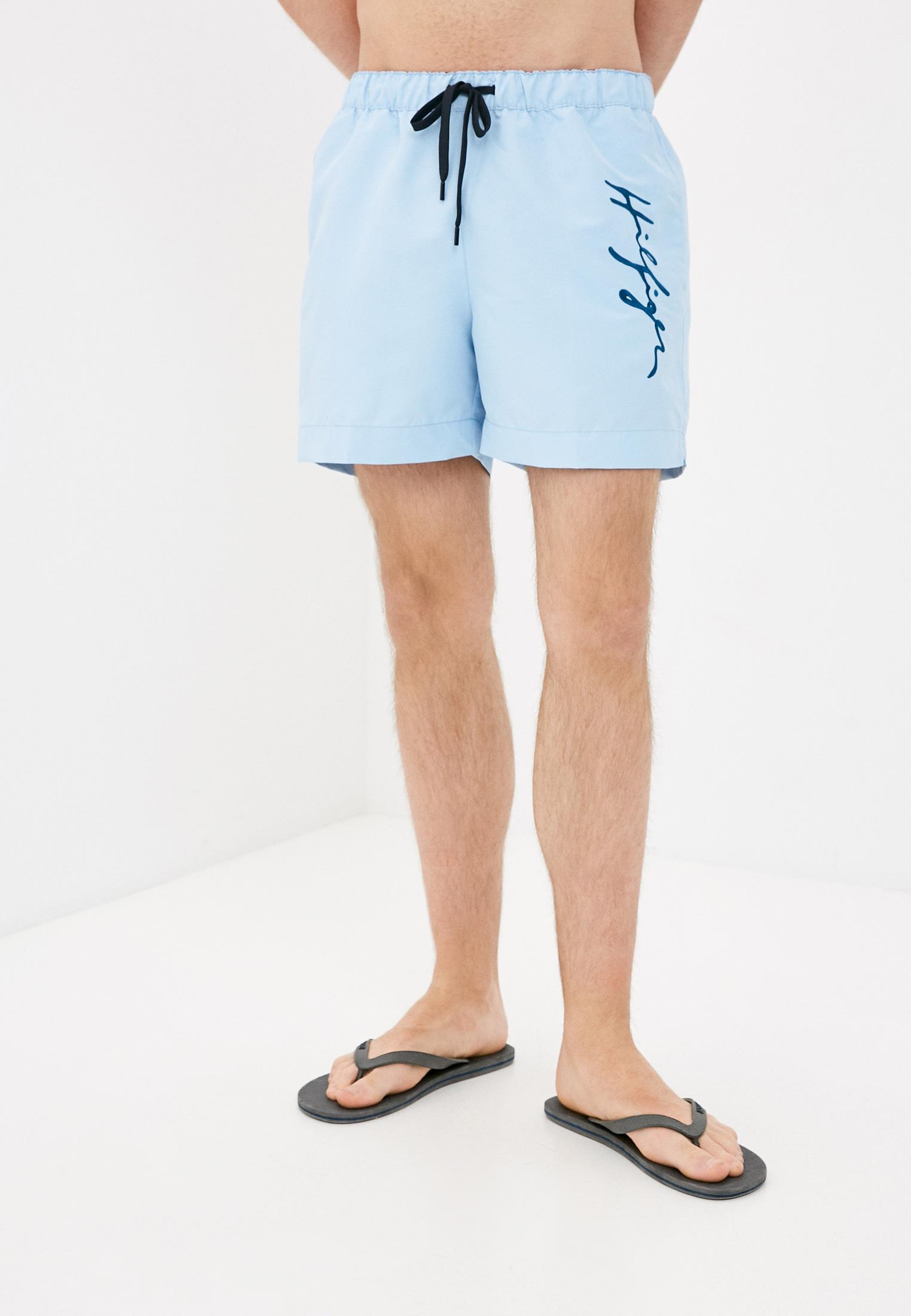 Мужские шорты для плавания Tommy Hilfiger (Томми Хилфигер) UM0UM02060