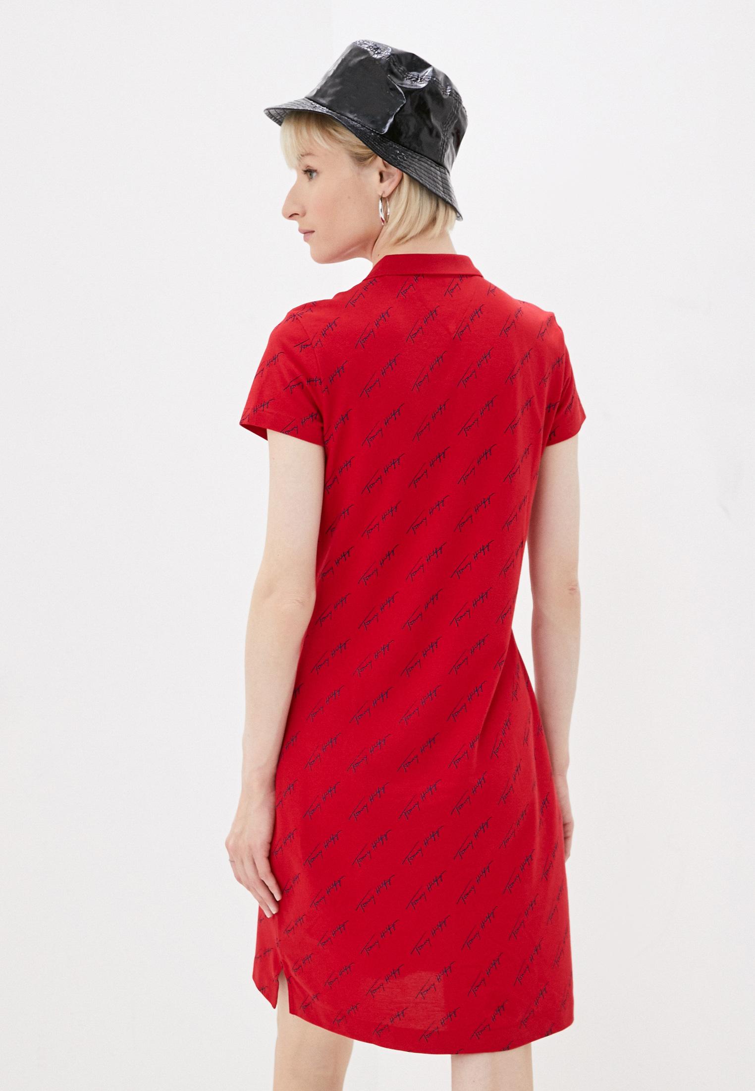 Платье Tommy Hilfiger (Томми Хилфигер) WW0WW26193: изображение 3