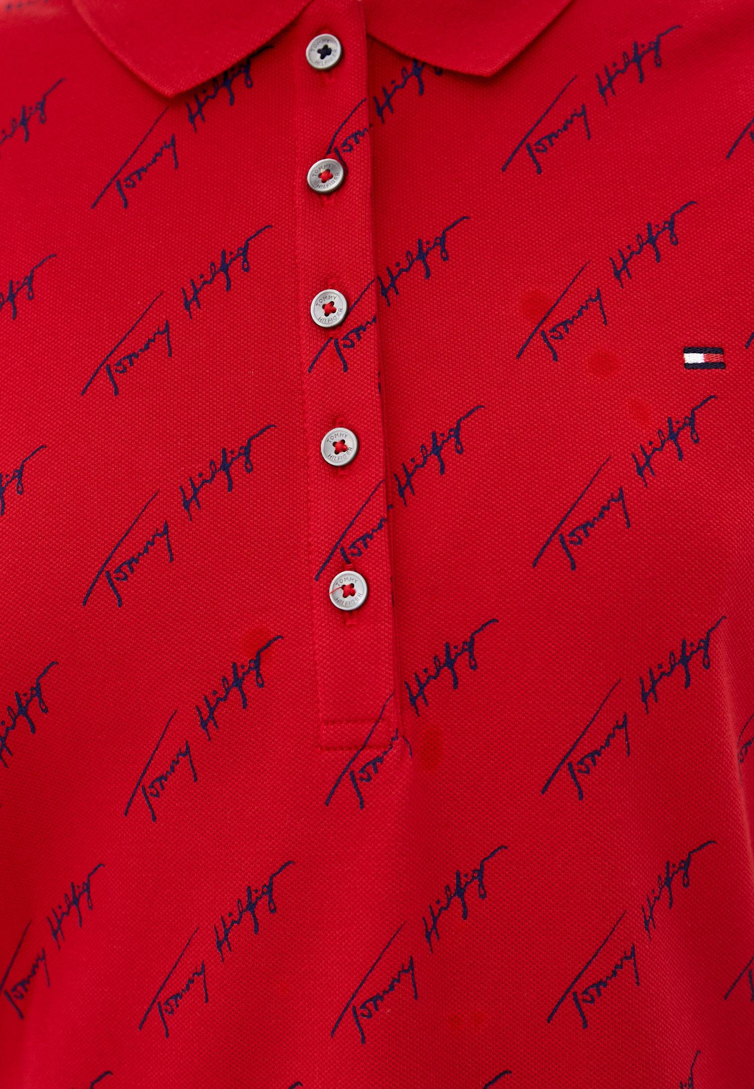Платье Tommy Hilfiger (Томми Хилфигер) WW0WW26193: изображение 4