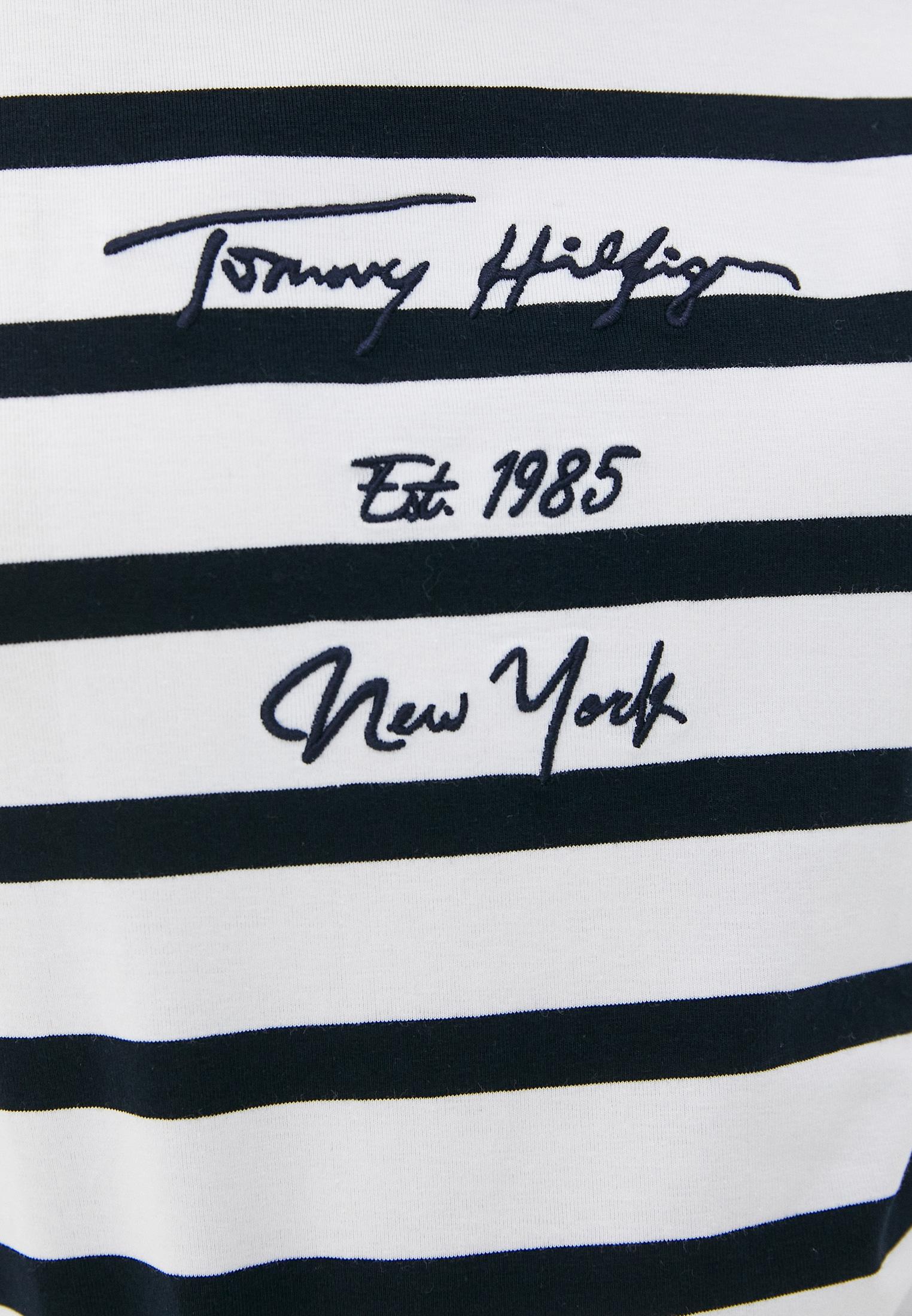 Футболка с коротким рукавом Tommy Hilfiger (Томми Хилфигер) WW0WW29895: изображение 4