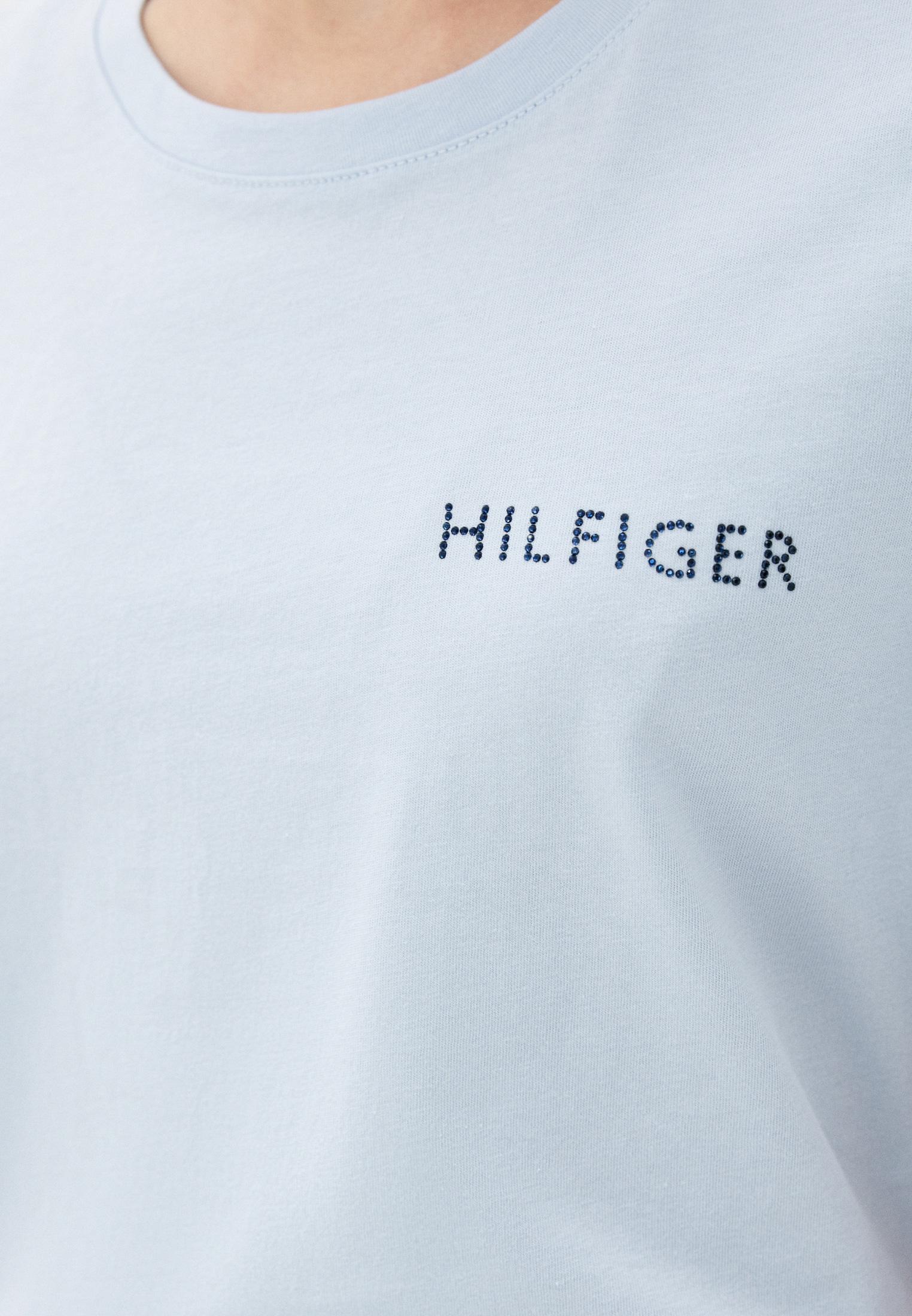 Футболка с коротким рукавом Tommy Hilfiger (Томми Хилфигер) WW0WW29980: изображение 3