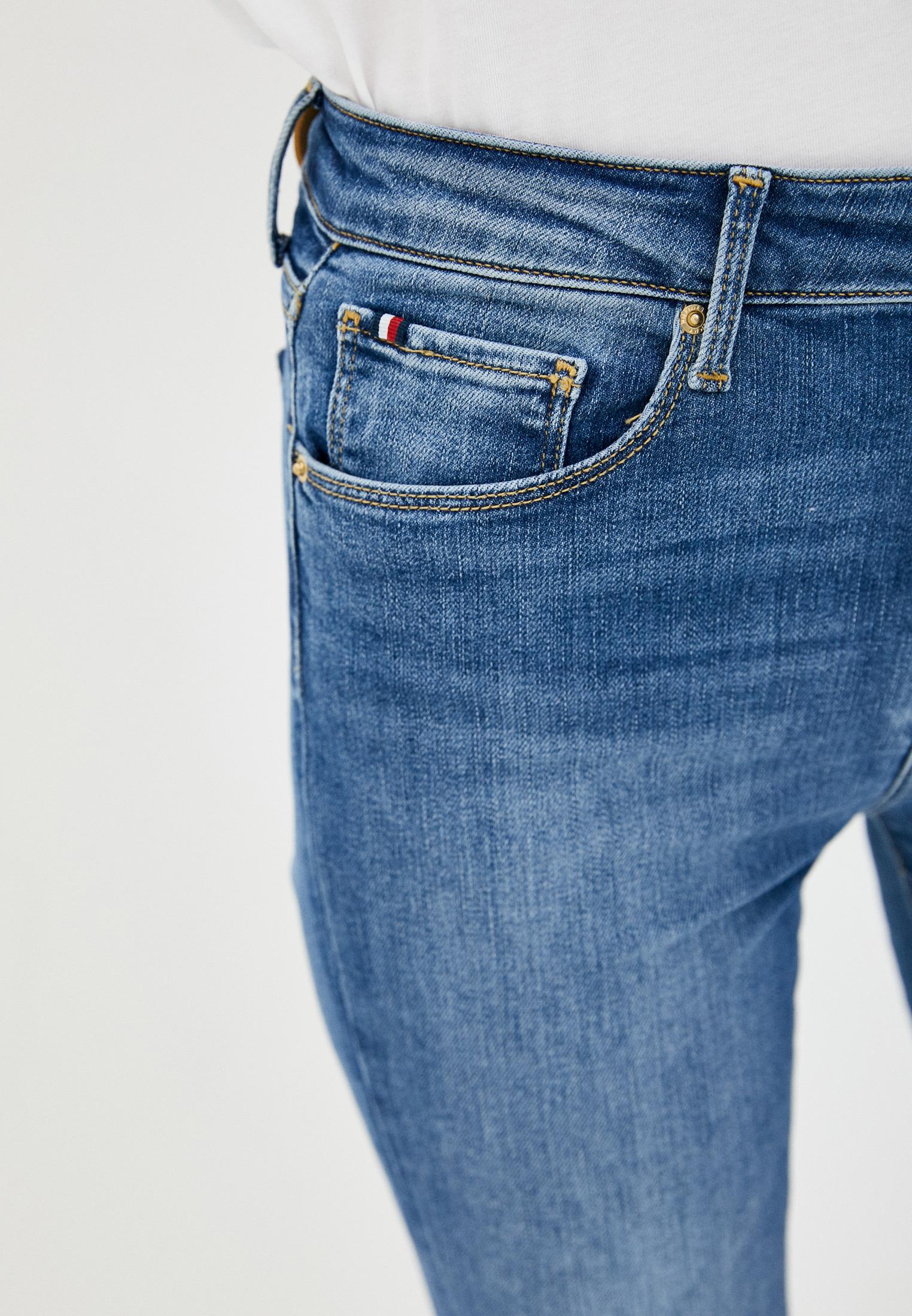 Зауженные джинсы Tommy Hilfiger (Томми Хилфигер) WW0WW30195: изображение 4