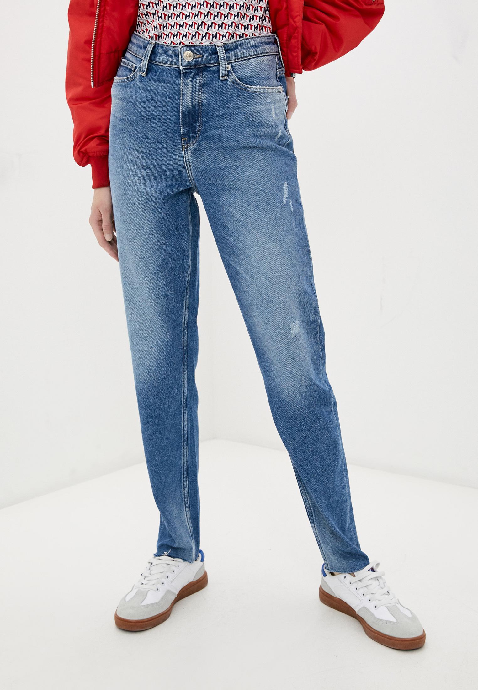 Прямые джинсы Tommy Hilfiger (Томми Хилфигер) WW0WW30218: изображение 1