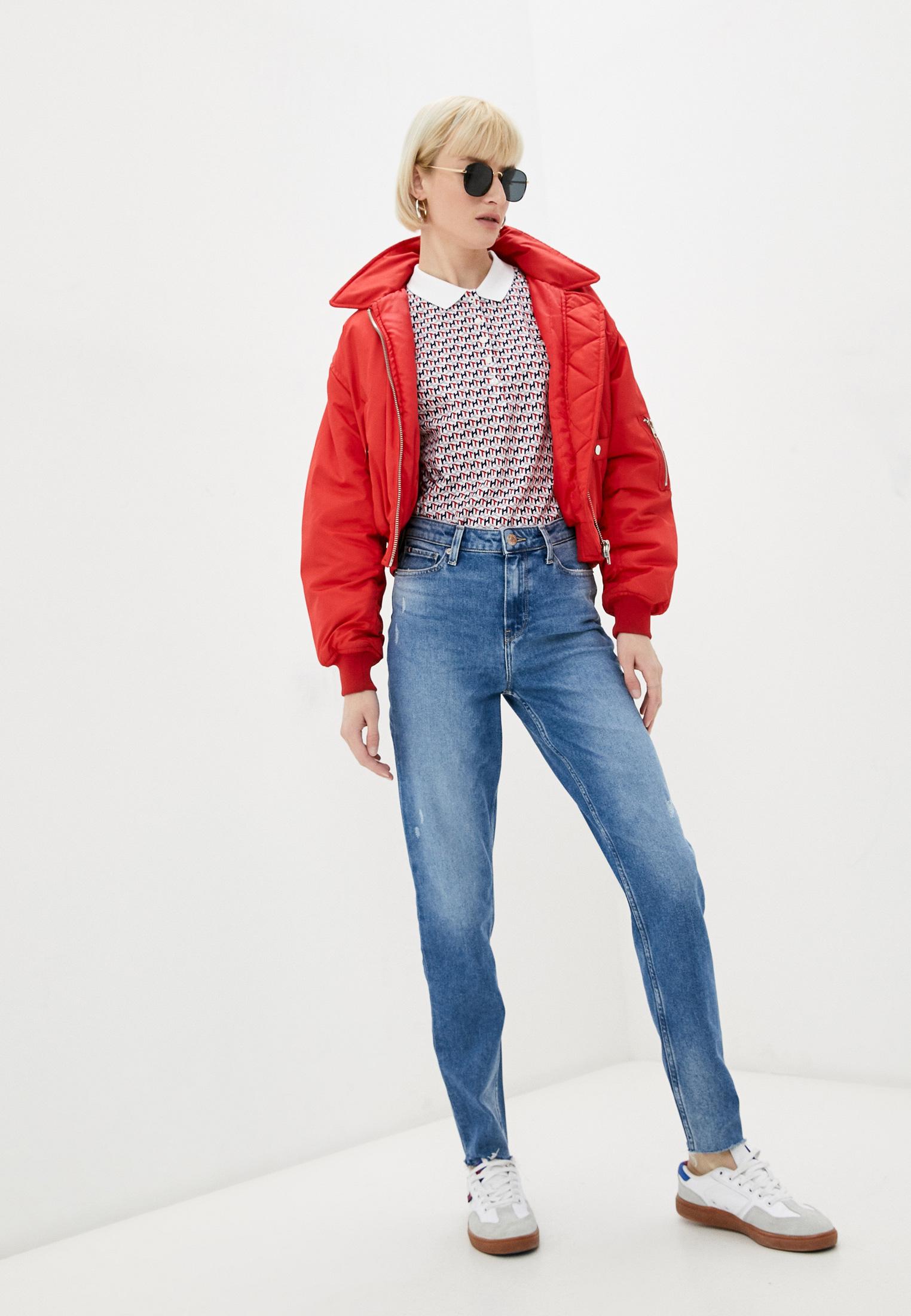Прямые джинсы Tommy Hilfiger (Томми Хилфигер) WW0WW30218: изображение 2