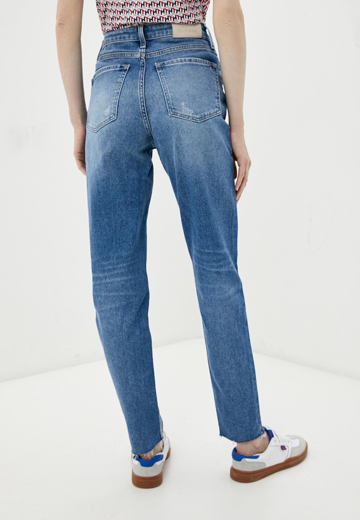 Прямые джинсы Tommy Hilfiger (Томми Хилфигер) WW0WW30218: изображение 3