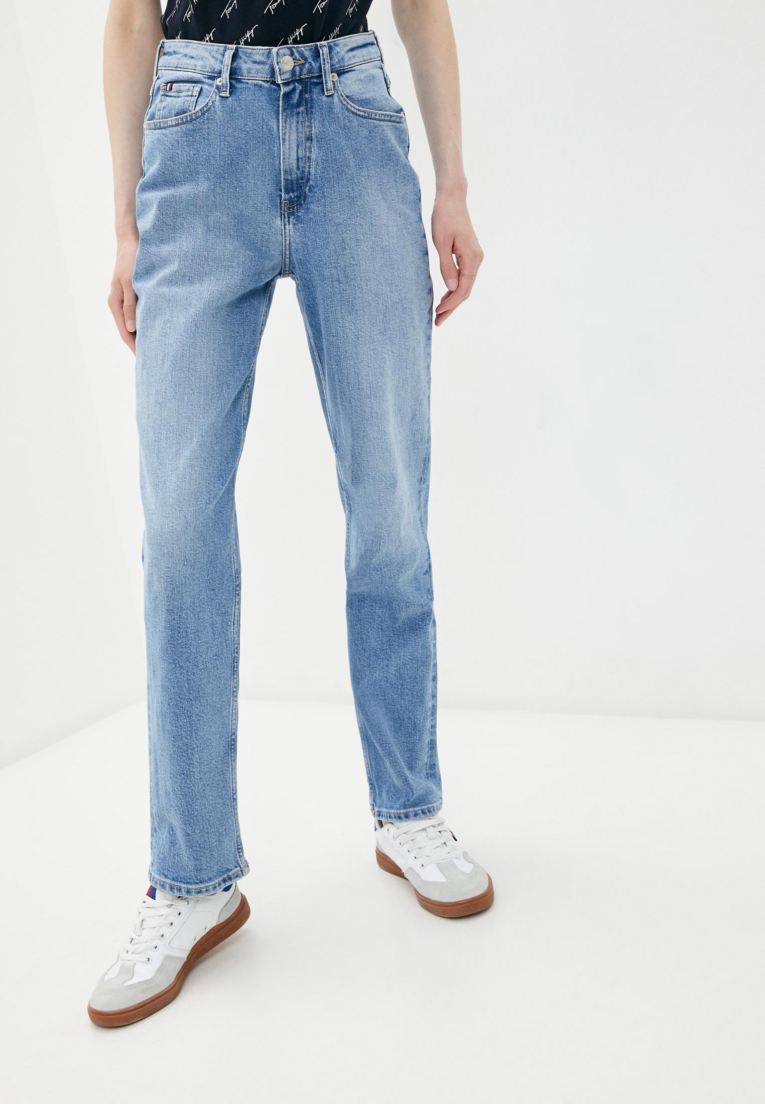 Прямые джинсы Tommy Hilfiger (Томми Хилфигер) WW0WW30221