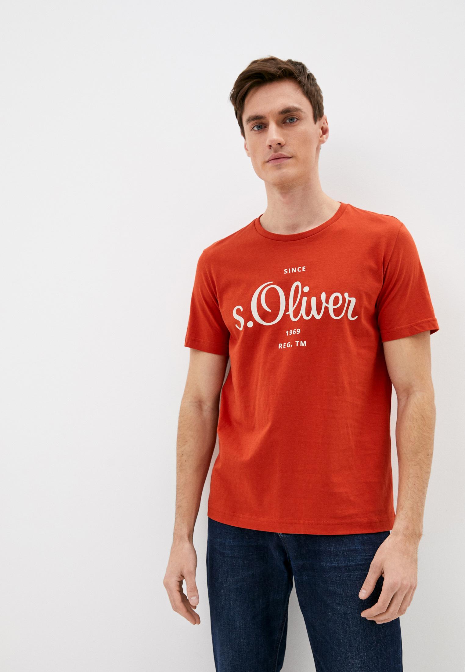 Футболка с коротким рукавом s.Oliver (с.Оливер) 130.10.103.12.130.2101142
