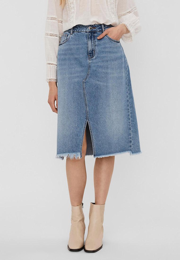 Джинсовая юбка Vero Moda 10245273