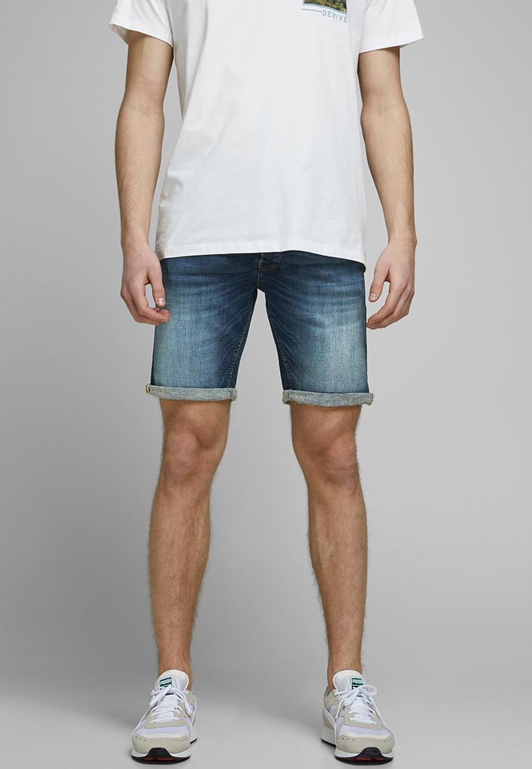 Мужские джинсовые шорты Jack & Jones (Джек Энд Джонс) 12170177