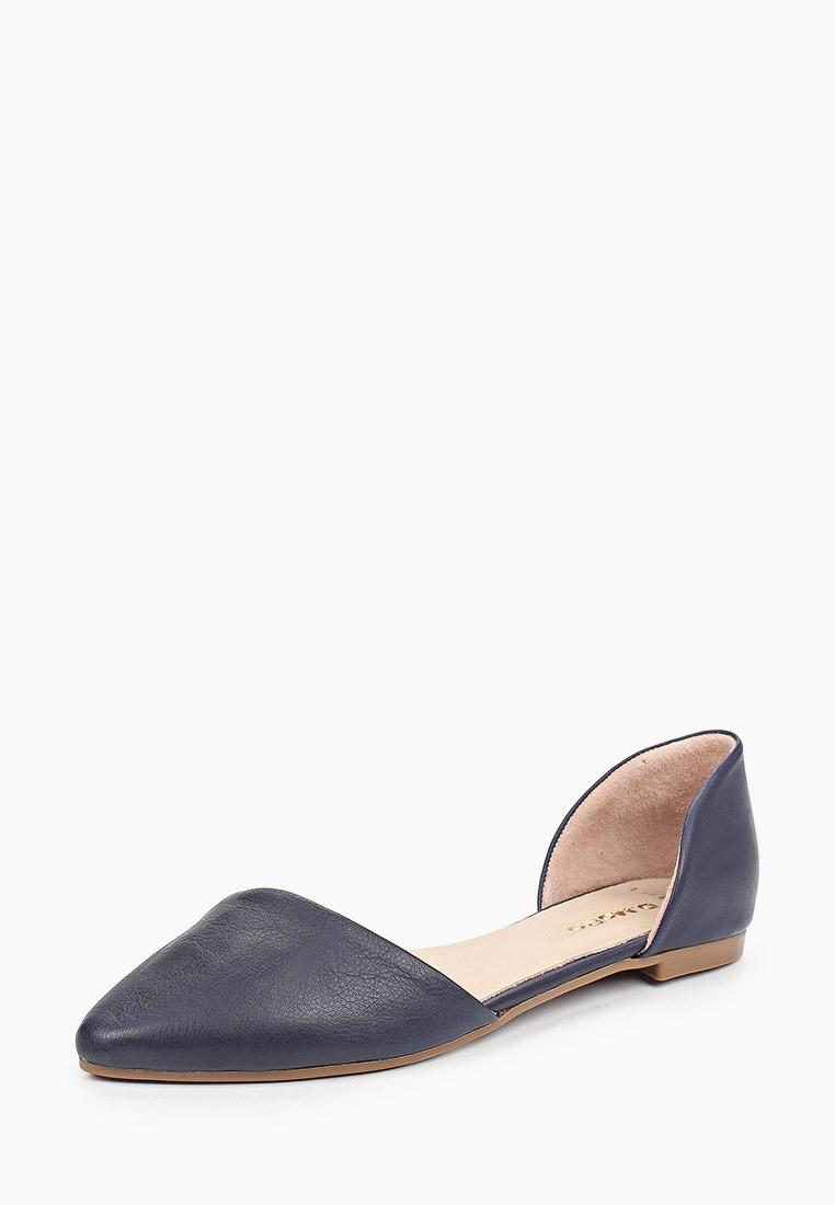Женские туфли D.Moro 4DM.KK01535.K: изображение 2