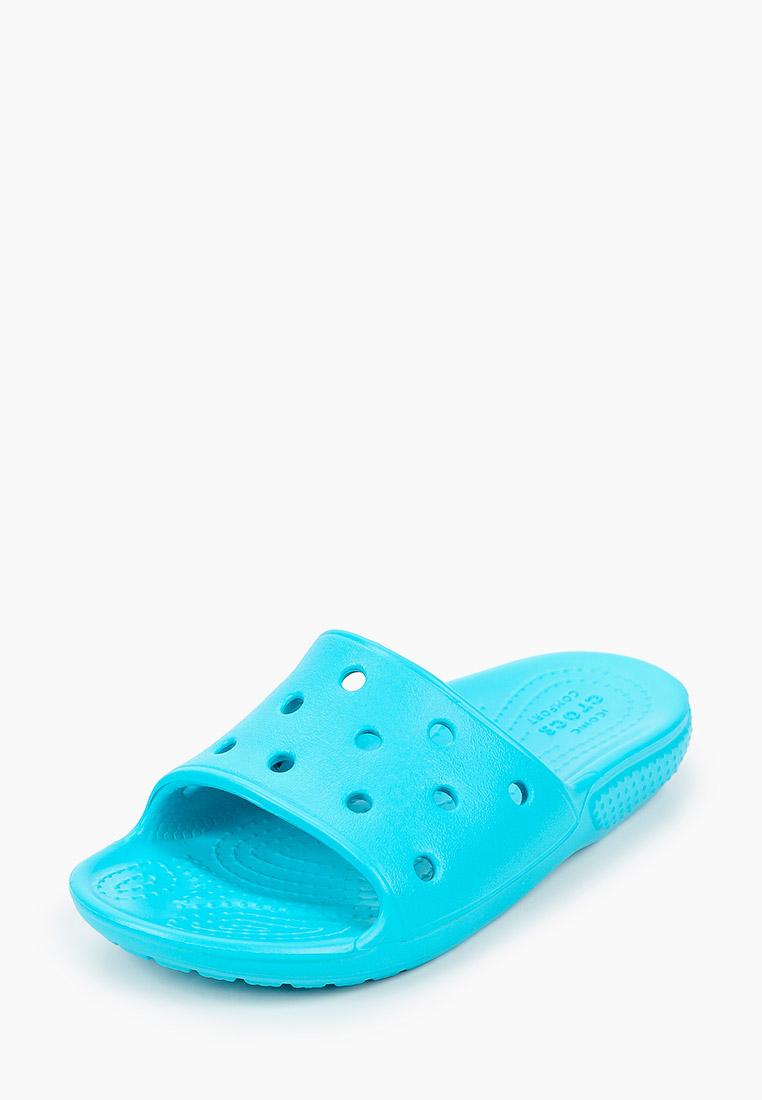 Сланцы Crocs (Крокс) 206396: изображение 2