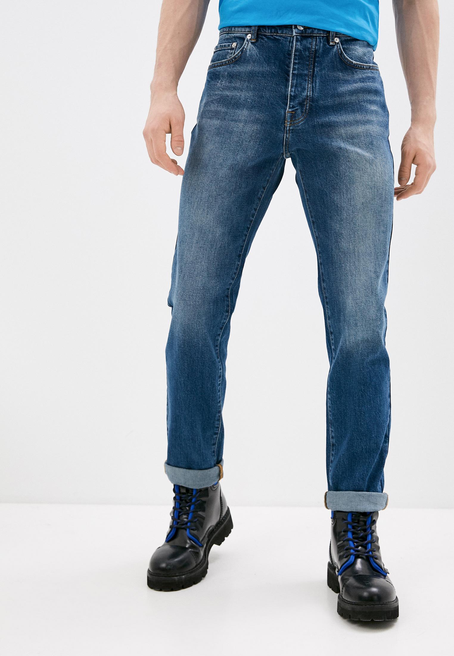Мужские прямые джинсы Iceberg (Айсберг) I1P28016008