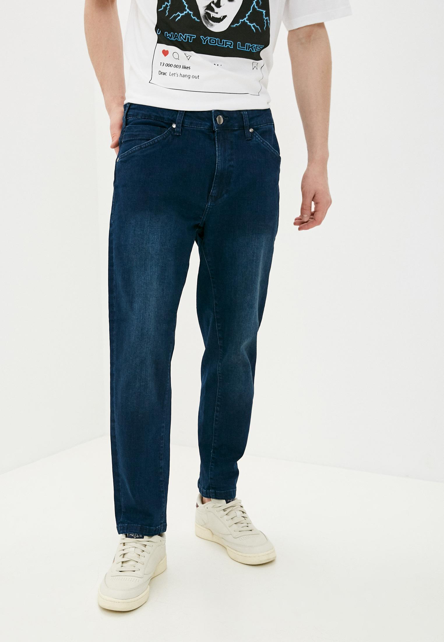 Зауженные джинсы J. Hart & Bros 5625391