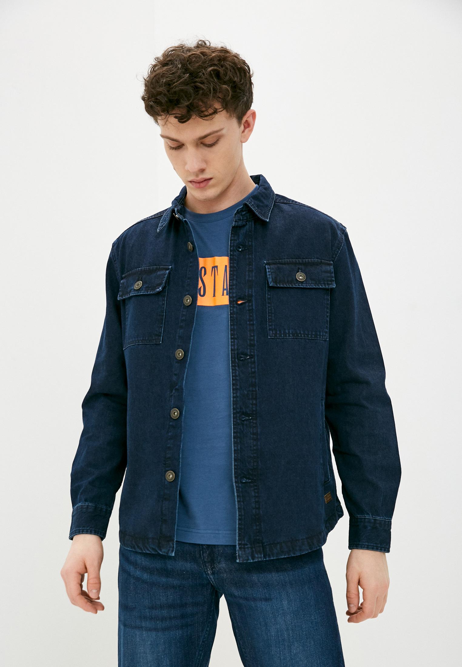 Джинсовая куртка J. Hart & Bros 5645690