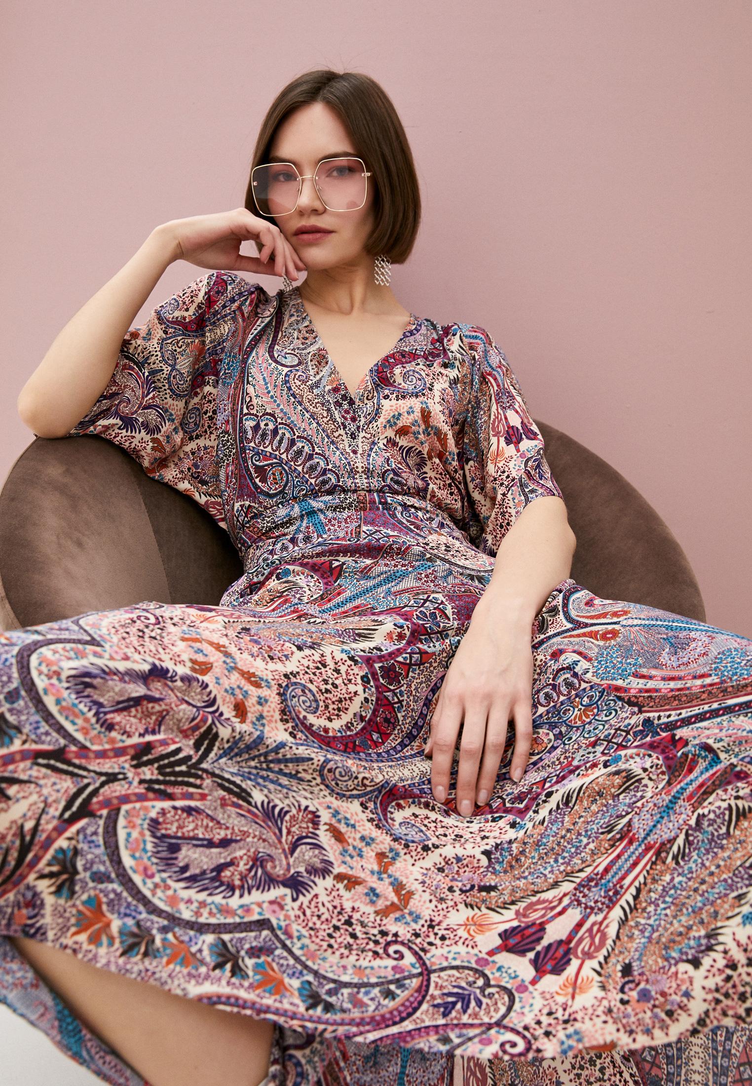 Повседневное платье Ba&Sh 1E21BEE: изображение 2
