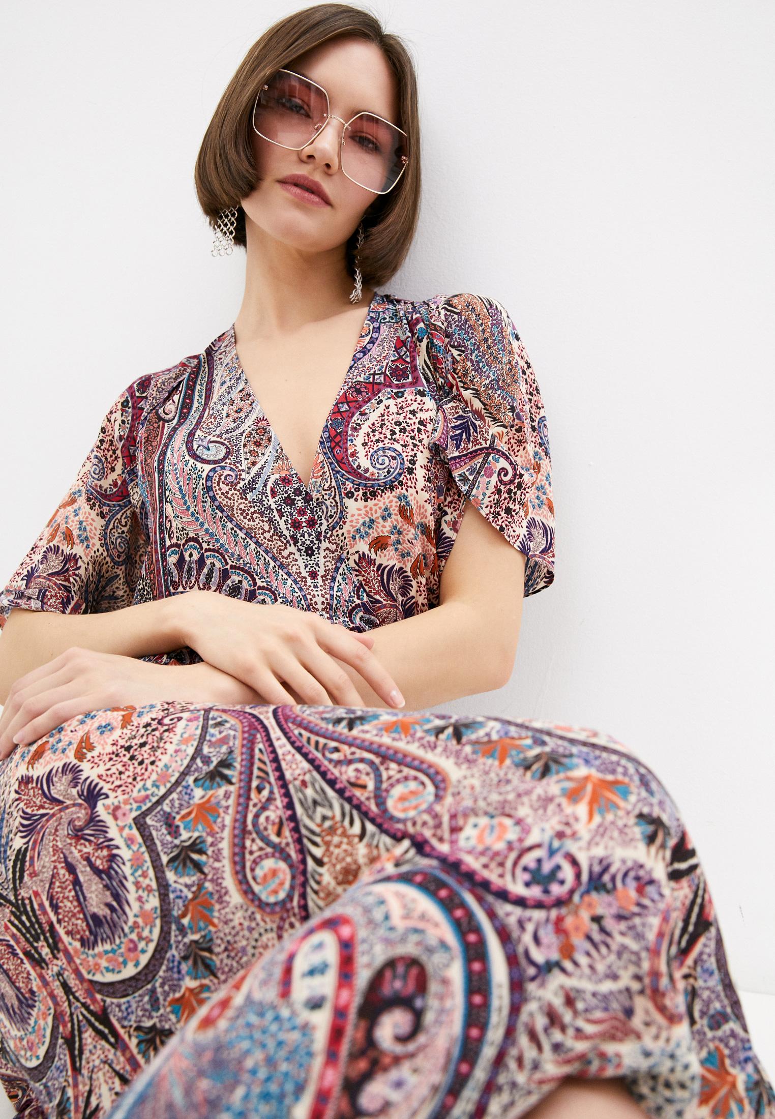 Повседневное платье Ba&Sh 1E21BEE: изображение 3