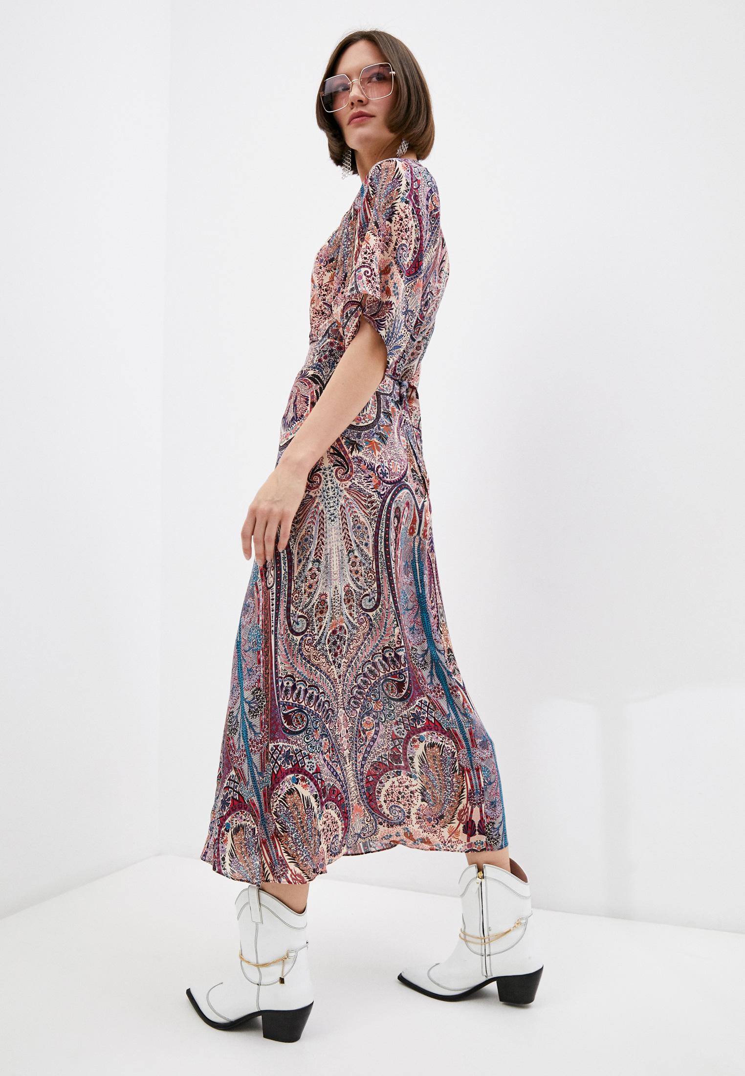 Повседневное платье Ba&Sh 1E21BEE: изображение 4