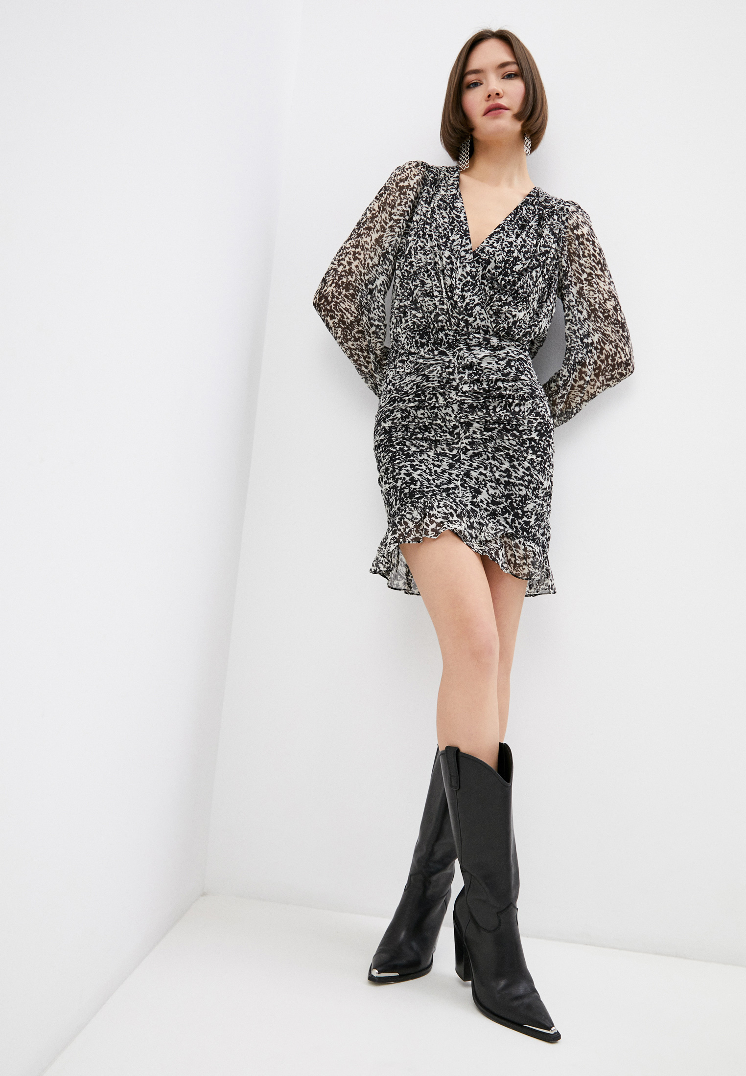 Платье Ba&Sh 1E21EZRA: изображение 3