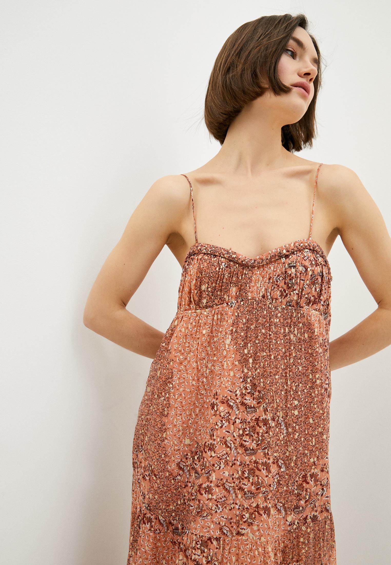 Повседневное платье Ba&Sh 1E21ODET: изображение 3