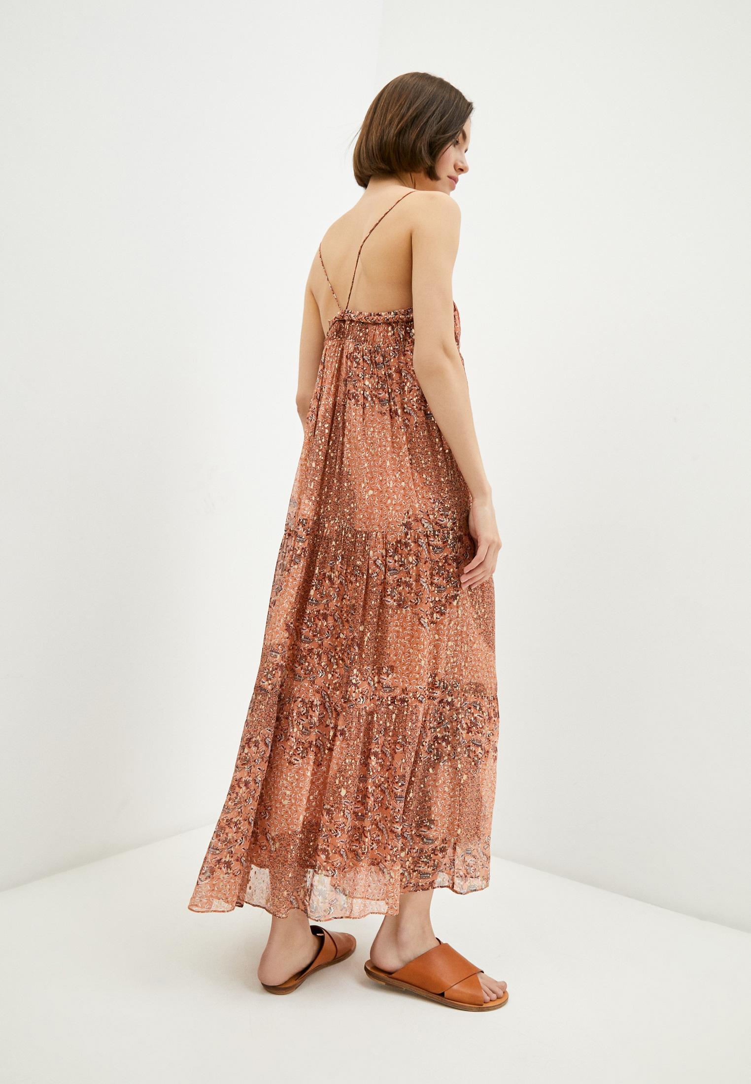 Повседневное платье Ba&Sh 1E21ODET: изображение 4